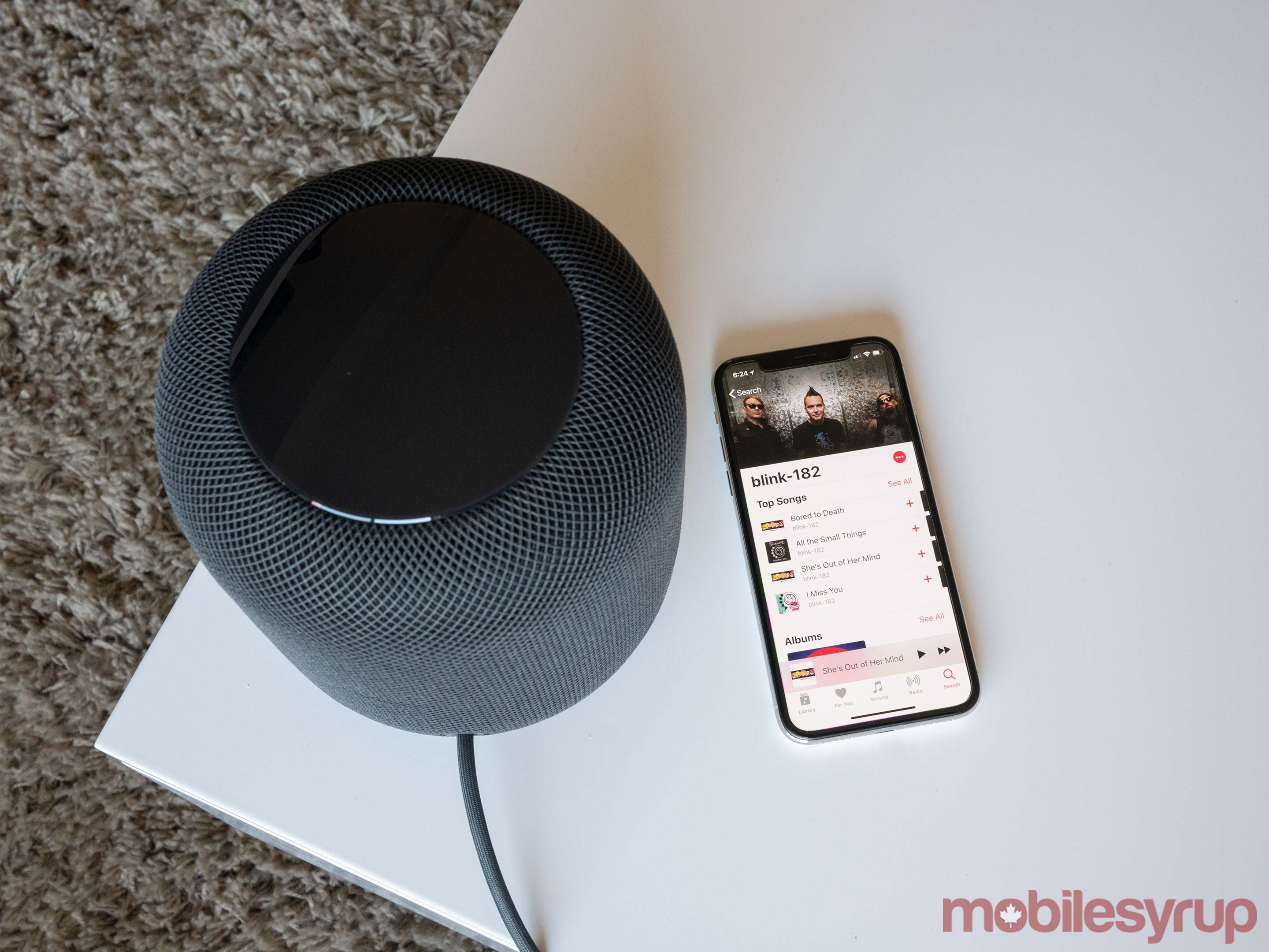 HomePod and Apple Music