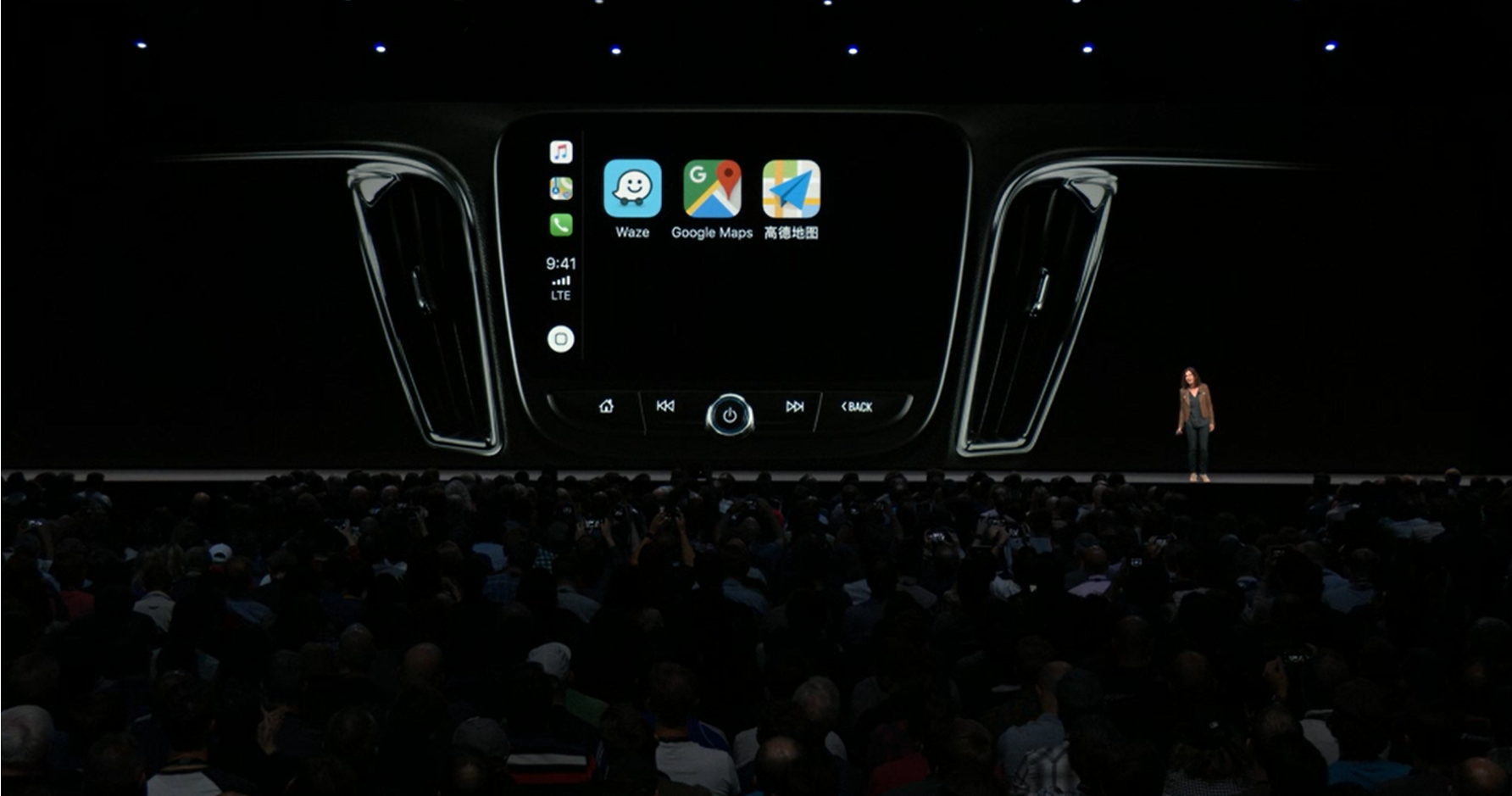 Apple's CarPlay to support 3rd party navigation apps, here comes Waze