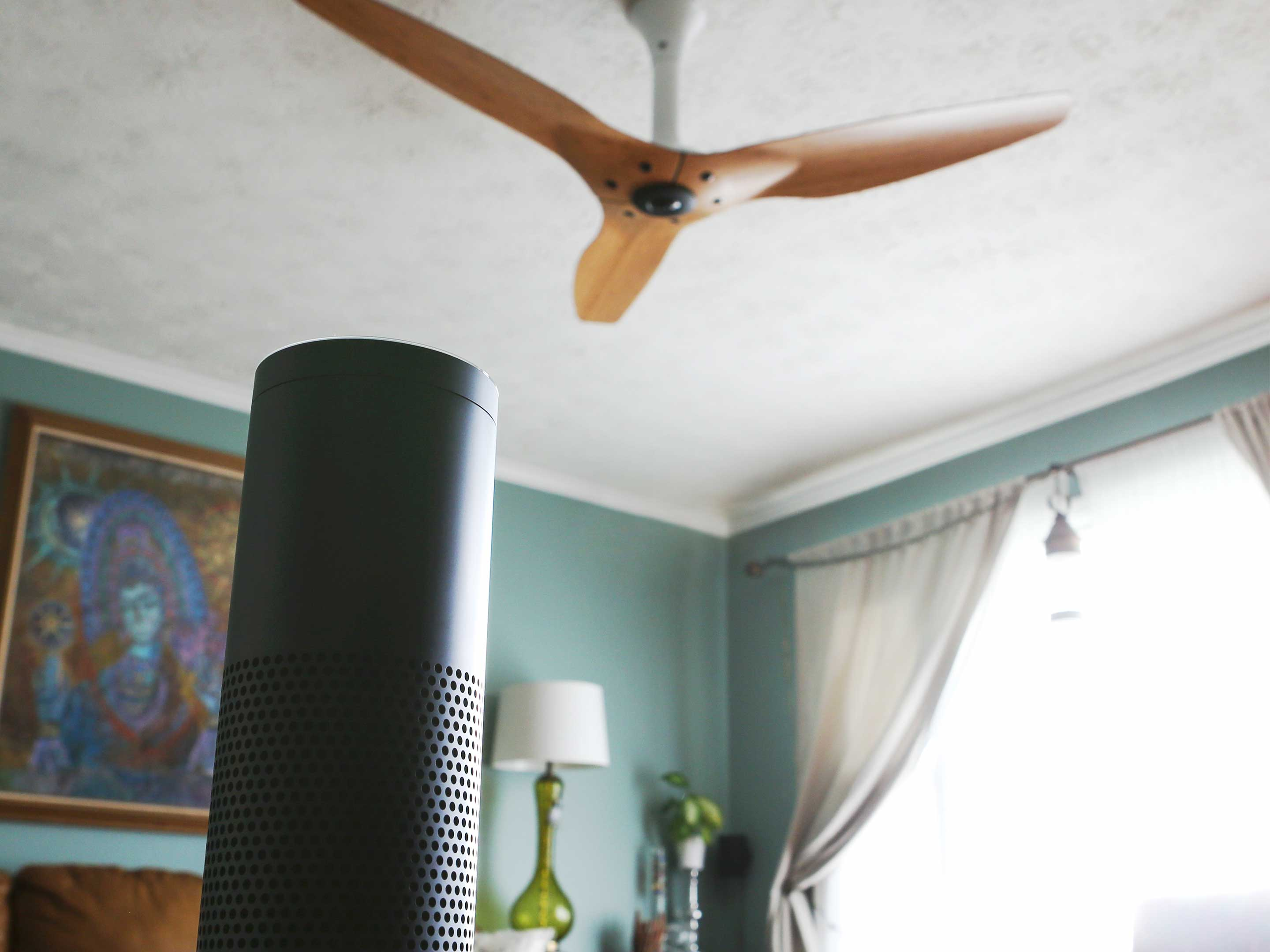 Haiku Smart Ceiling Fans Now Work With Amazon Echo Devices