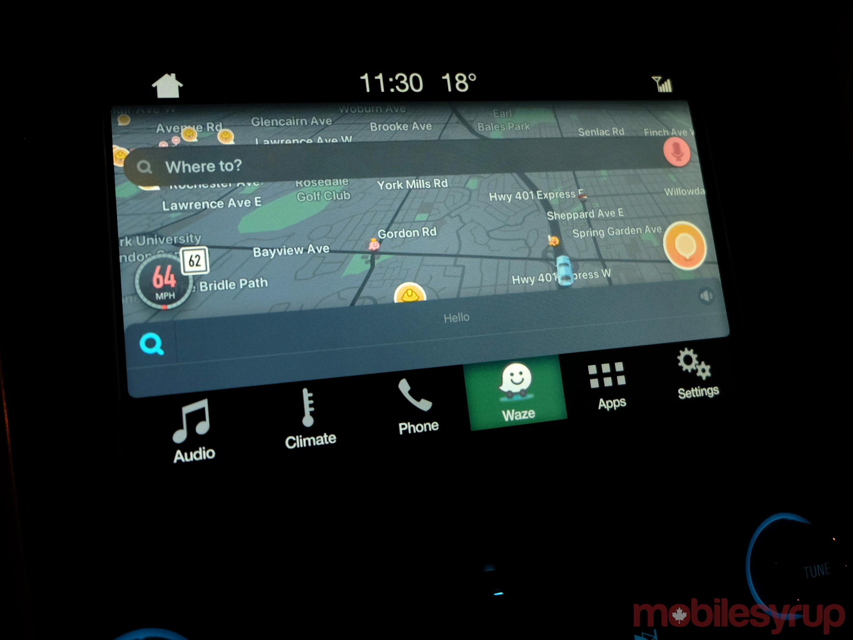 Waze and Ford Sync 3 Review: Too late to arrive?