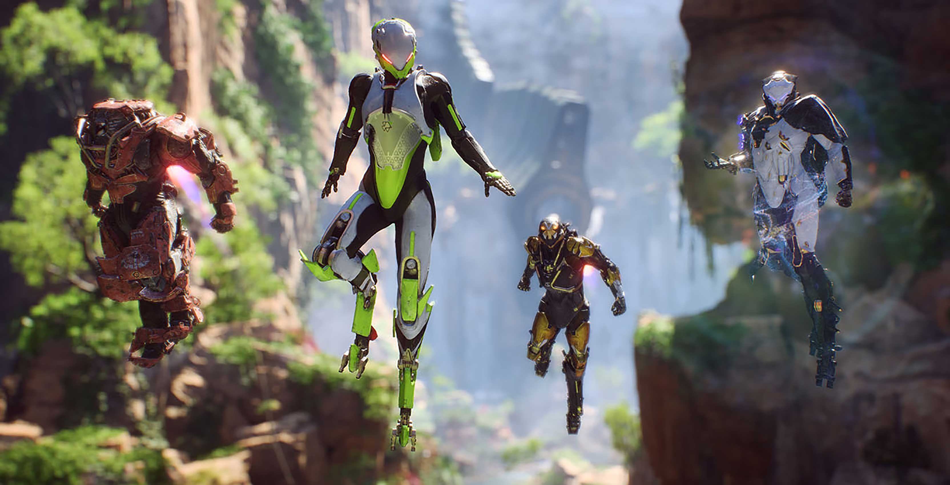 Microsoft unveils Anthem Xbox One S bundle