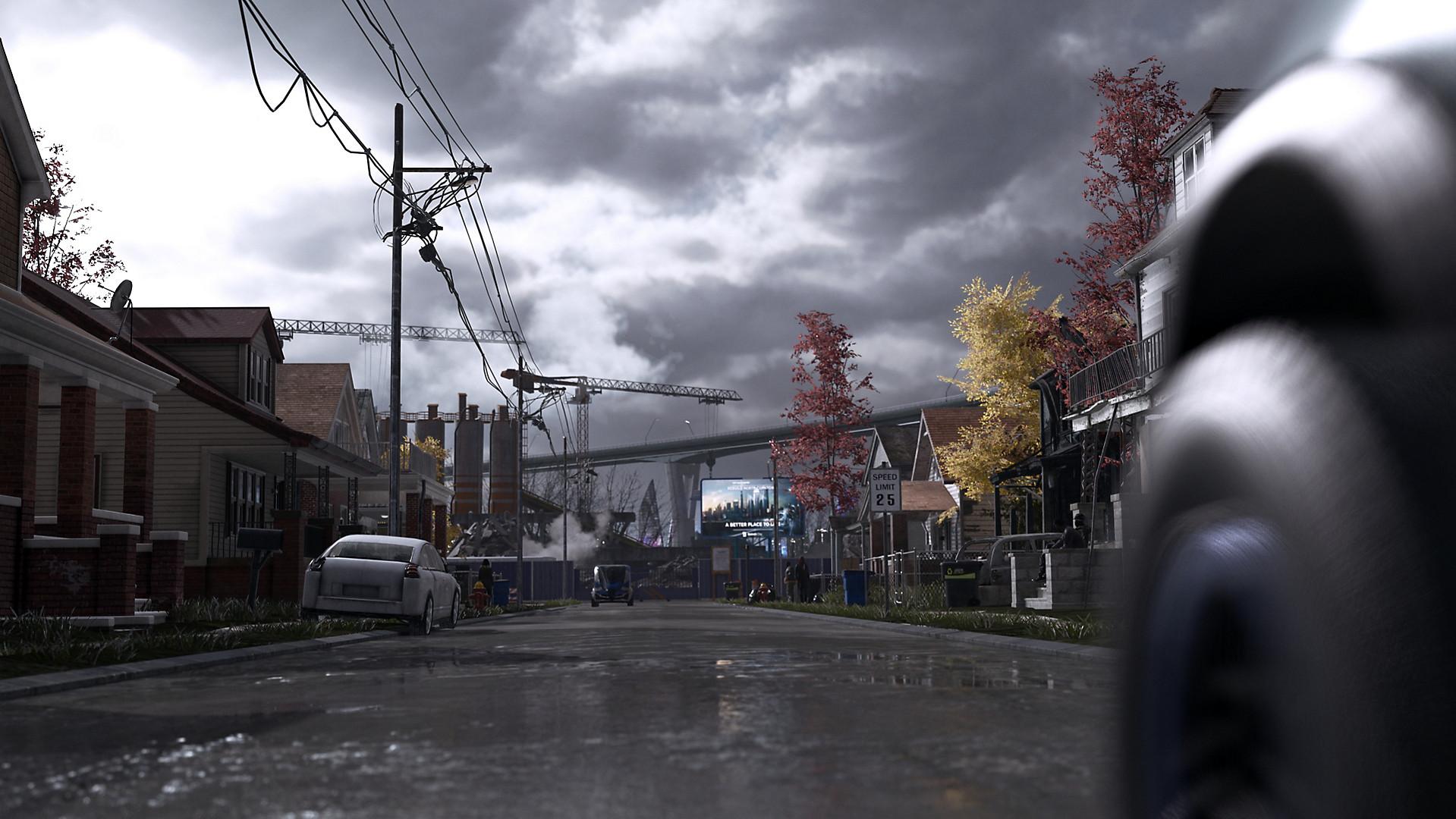 Detroit Become Human Screenshot