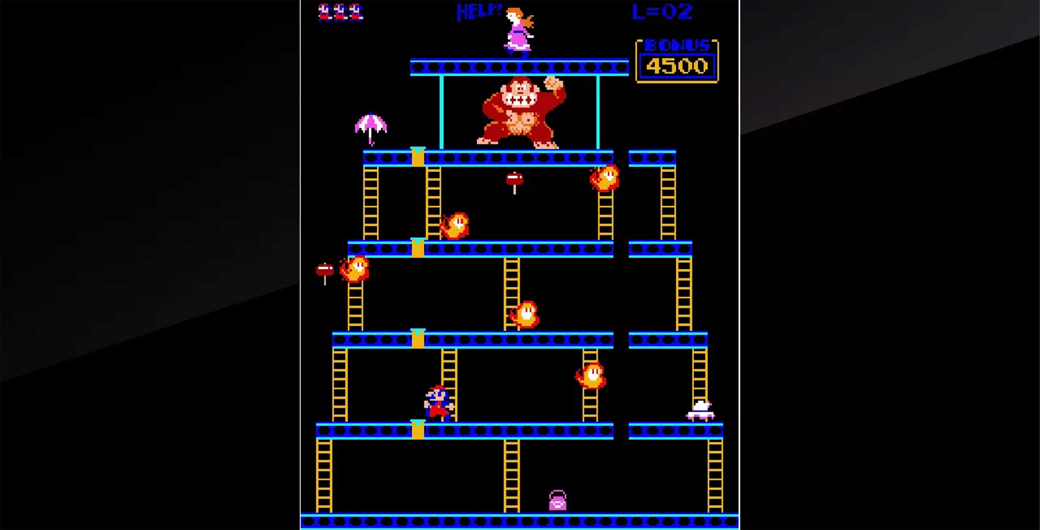 nintendo brings arcade classic donkey kong to the switch