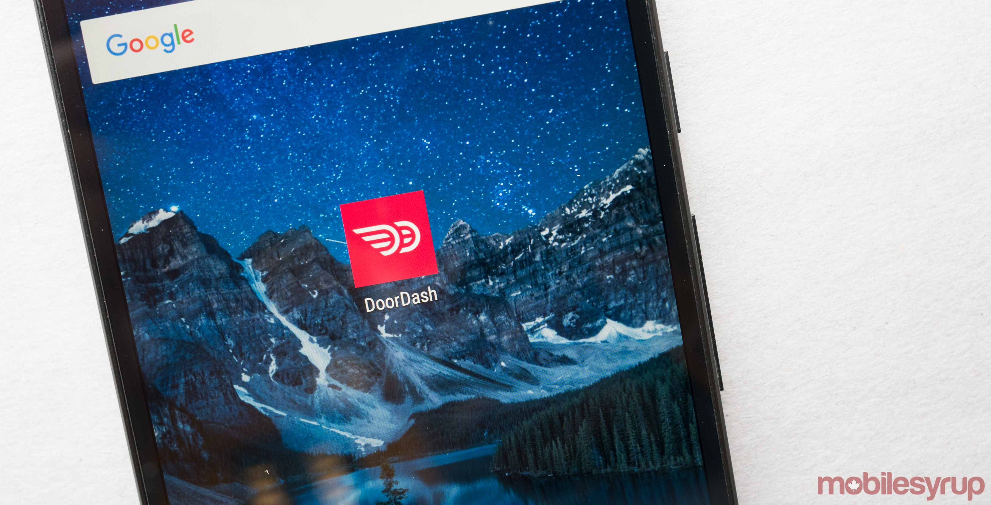 DoorDash food delivery app launches in the Ottawa area