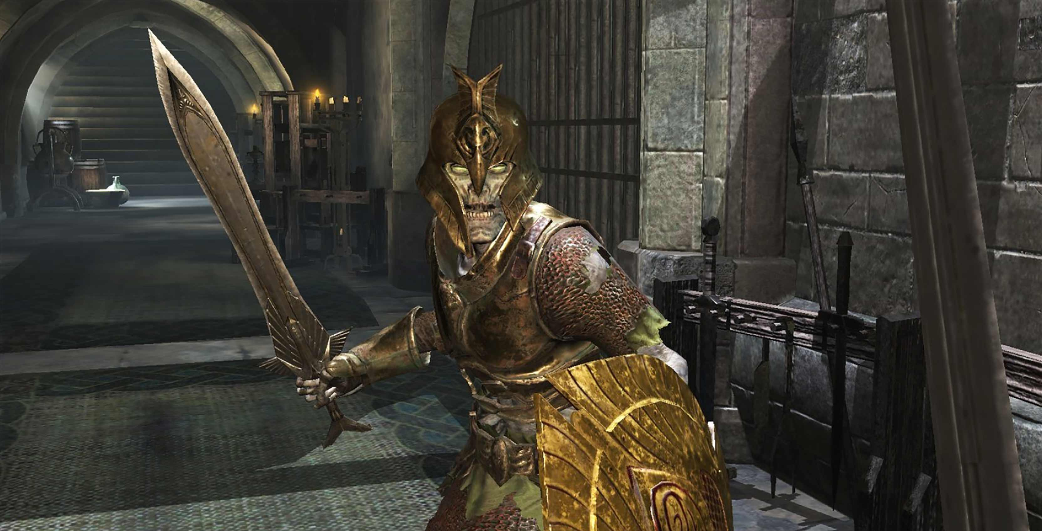 Elder Scrolls: Blades Is Available Now