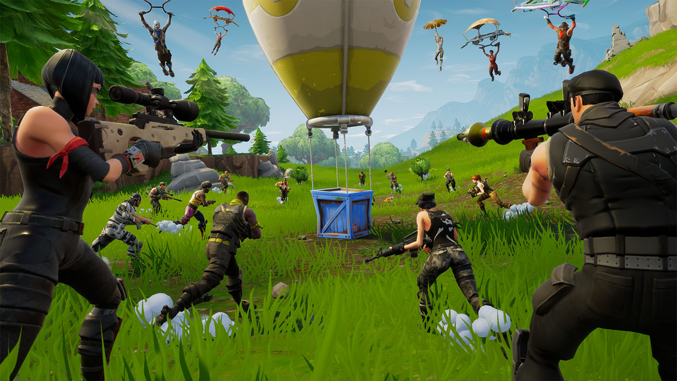 There Could Still Be Hope For A Ps4 Fortnite Cross Play