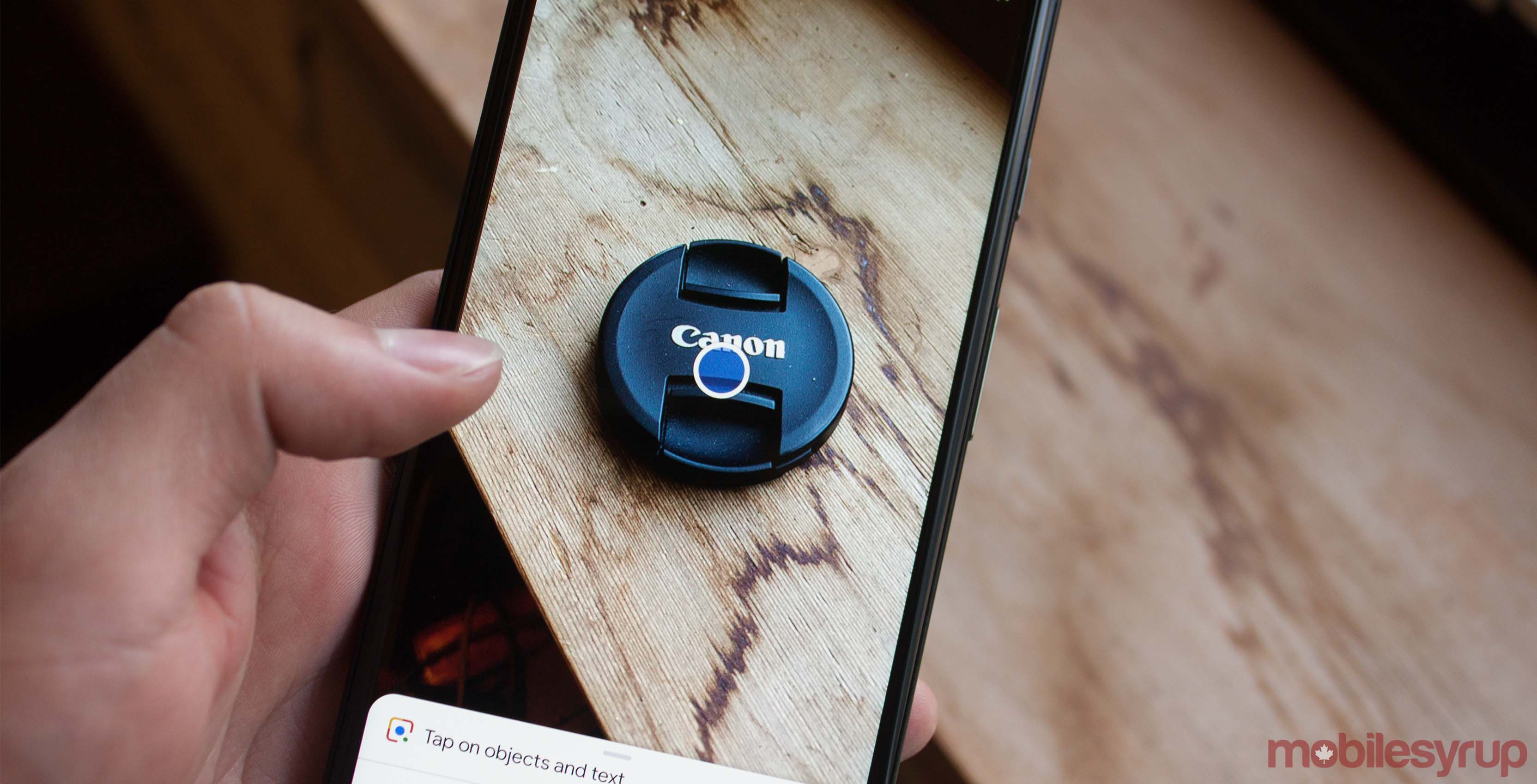 Google Camera app on Pixel 4 can scan documents, translate or copy text