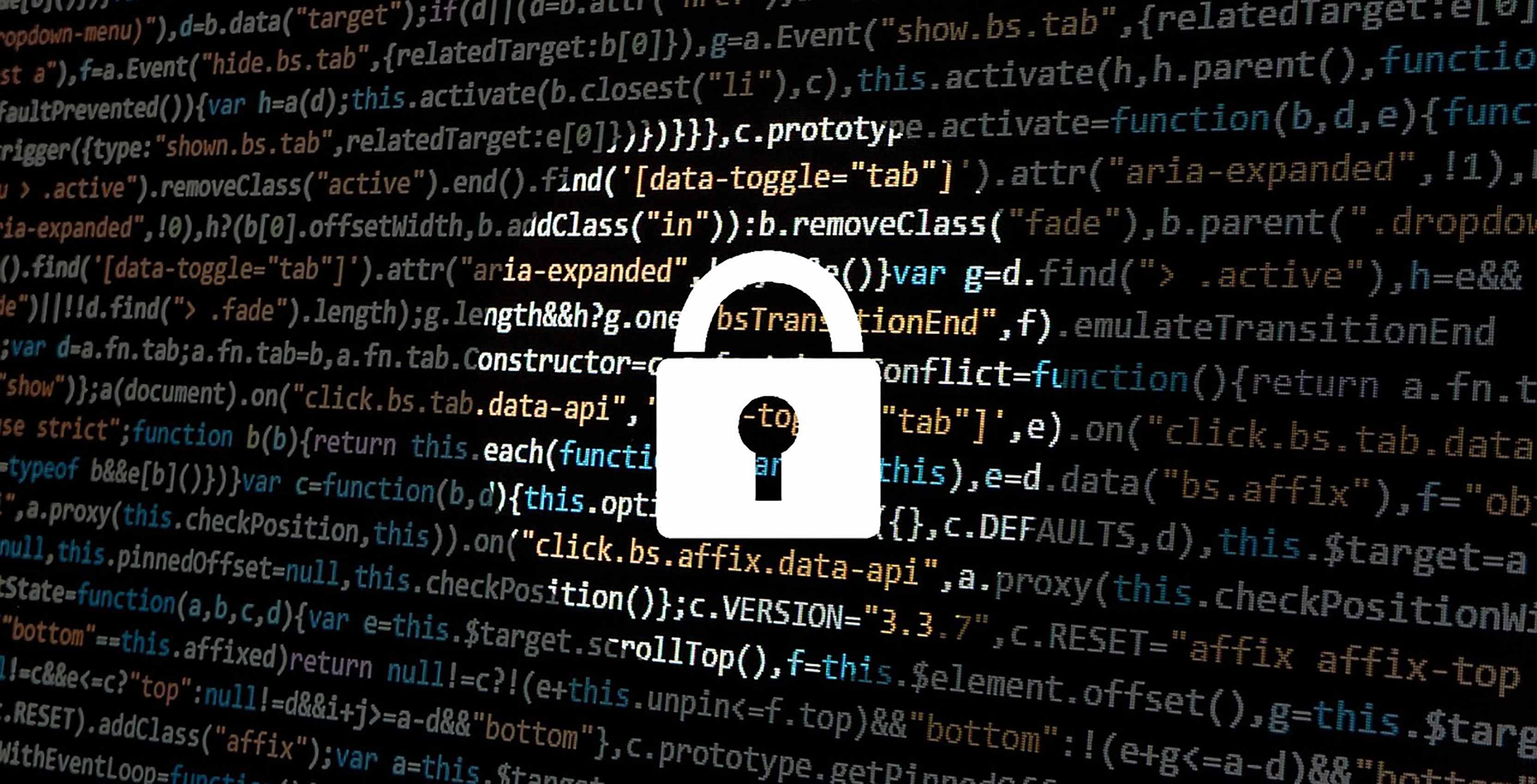 lock over data