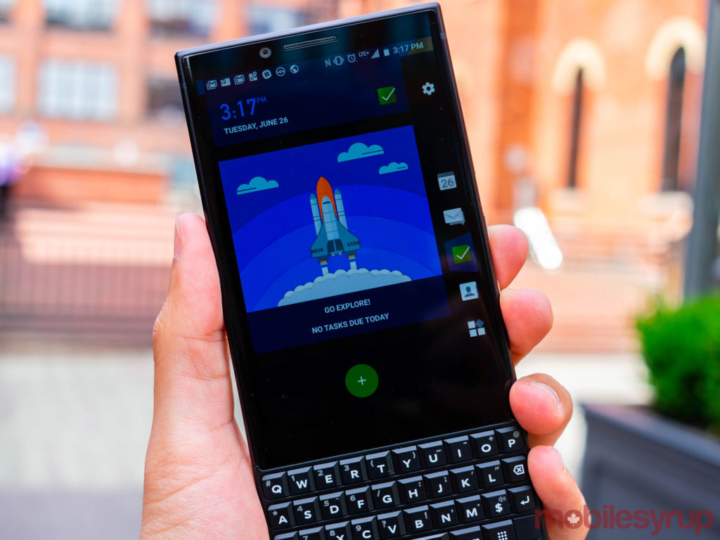 BlackBerry KEY2 Review: An upper mid-range smartphone with a