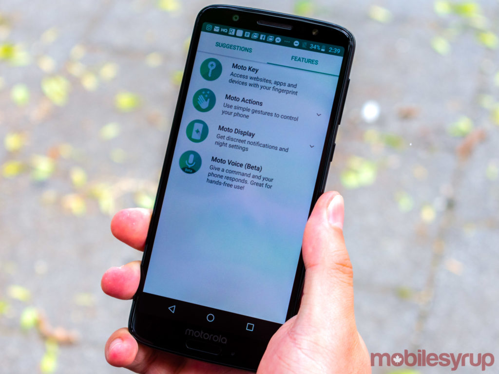 Motorola Moto G6 Review: A fantastic mid-range smartphone