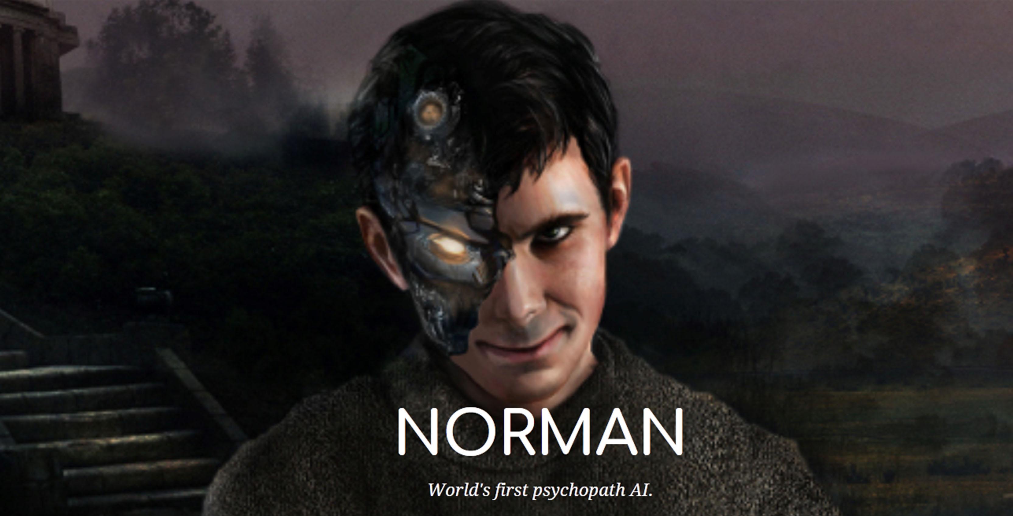 Pscyopath AI Norman