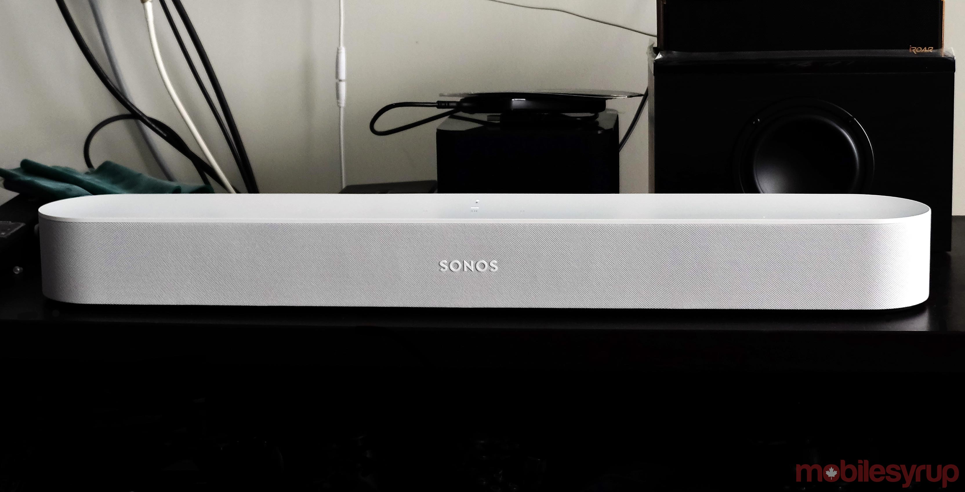 review sonos beam