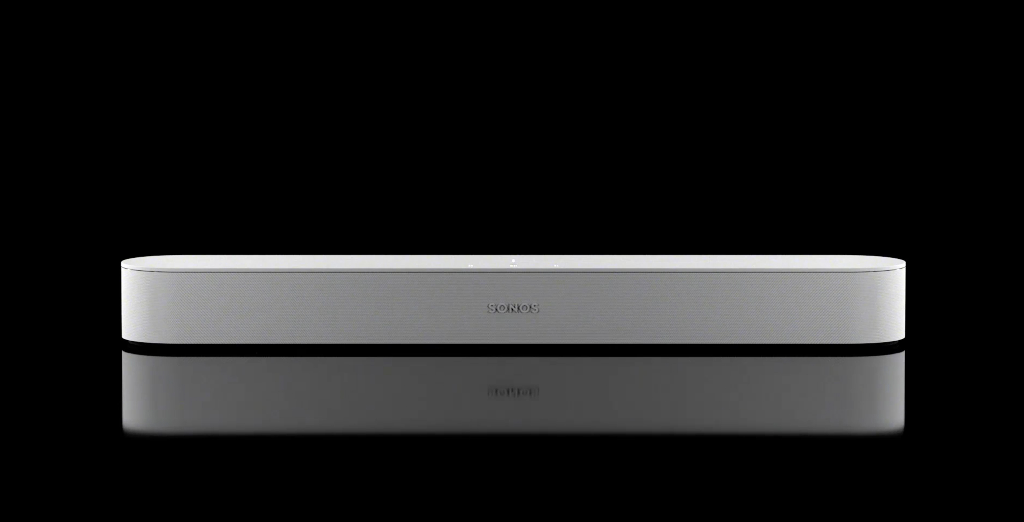 Sonos Beam is the new compact soundbar with HDMI and voice control