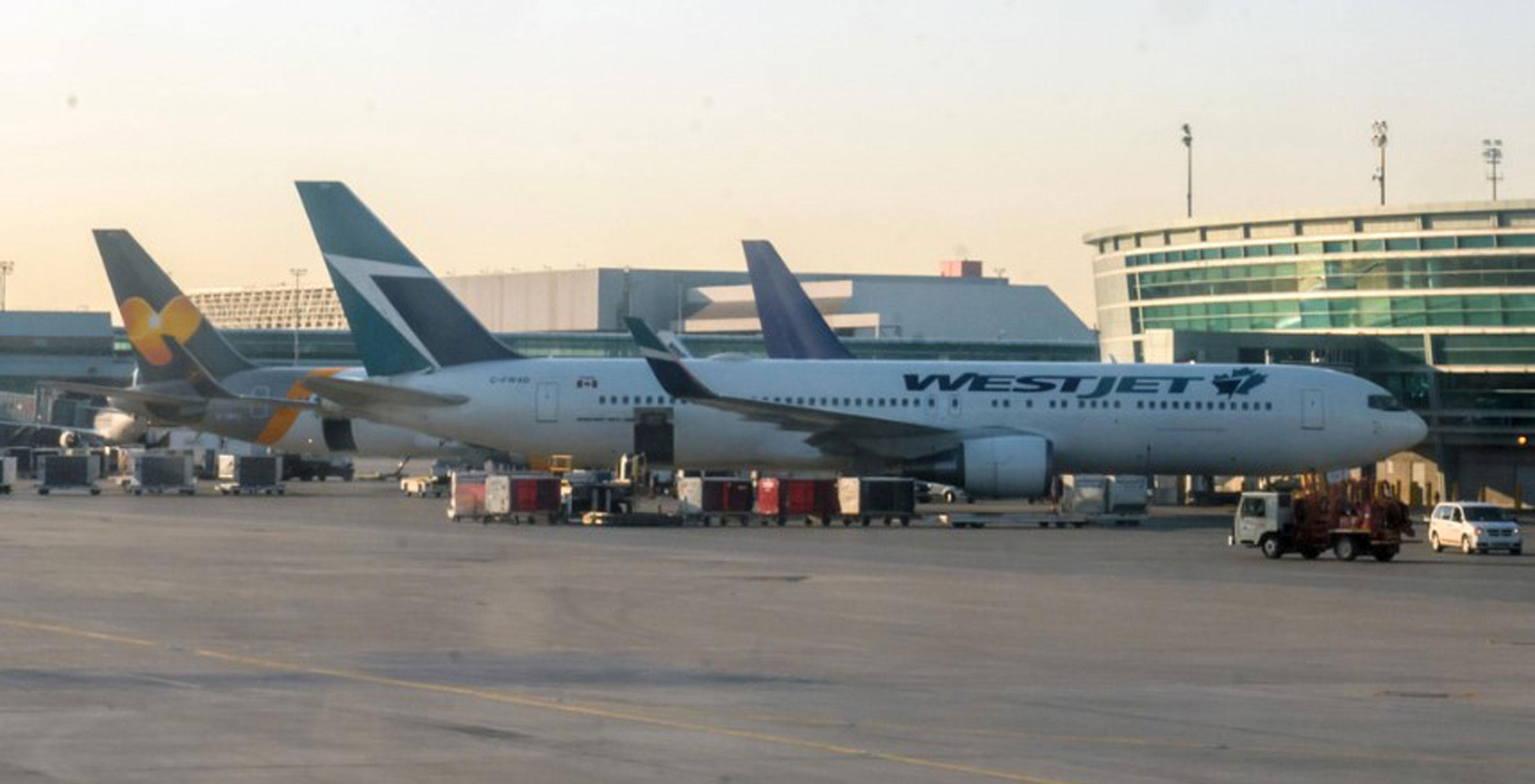 Toronto's Pearson Airport