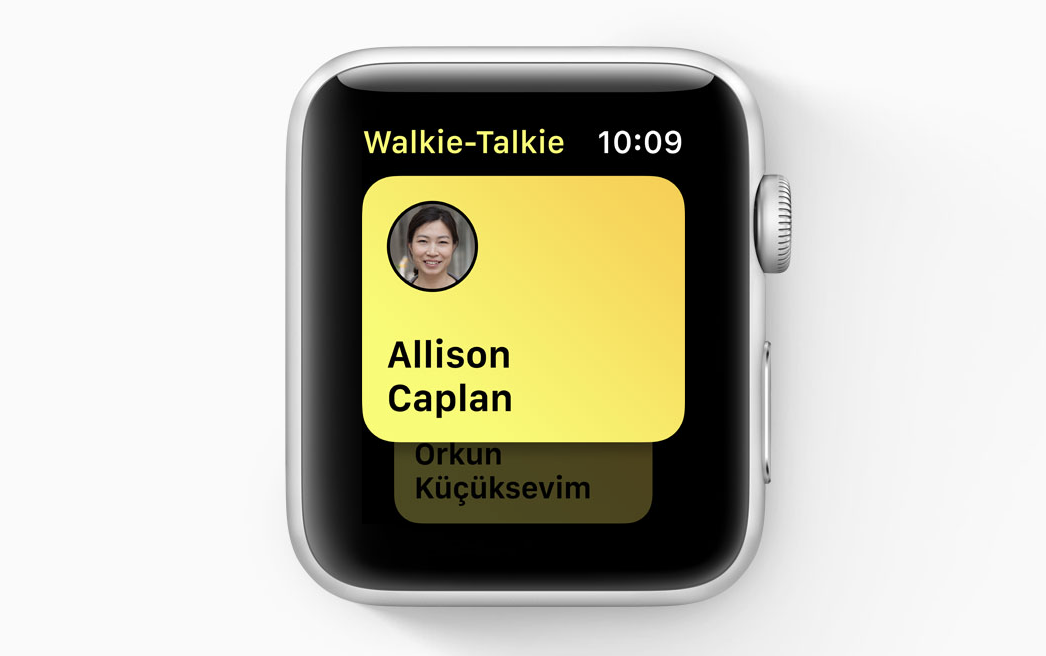 Walkie-Talkie photo