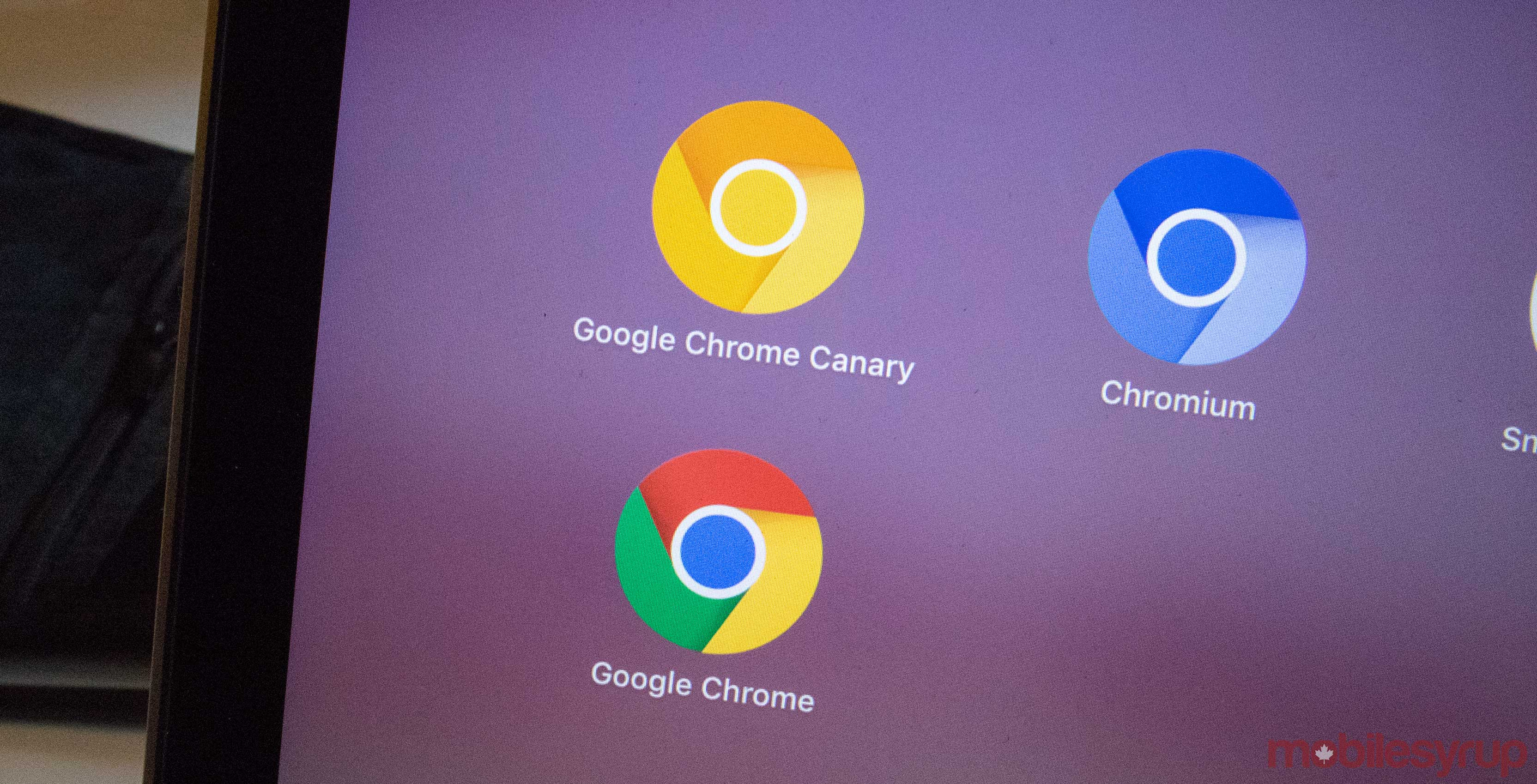 Google Chrome for Android's web browser will support quick replies