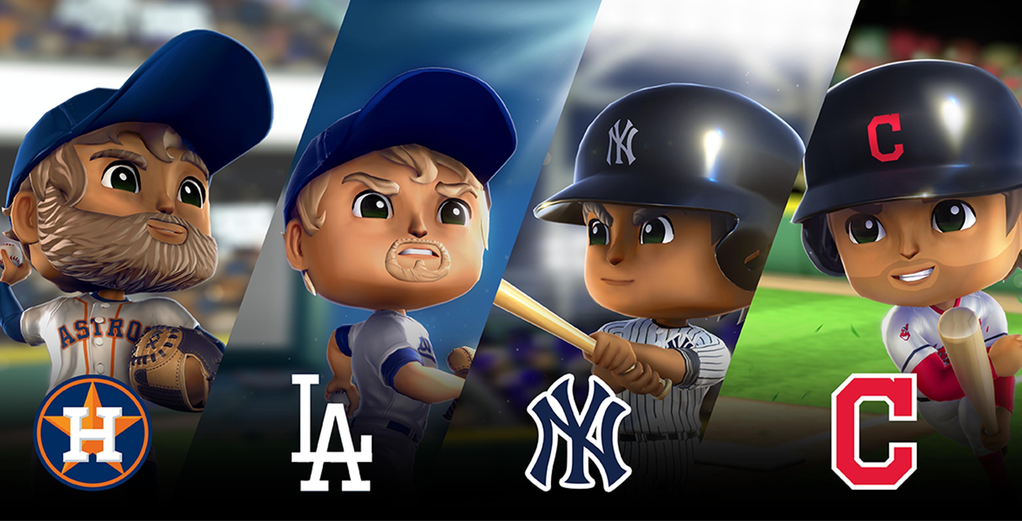 MLB Crypto Baseball promo image
