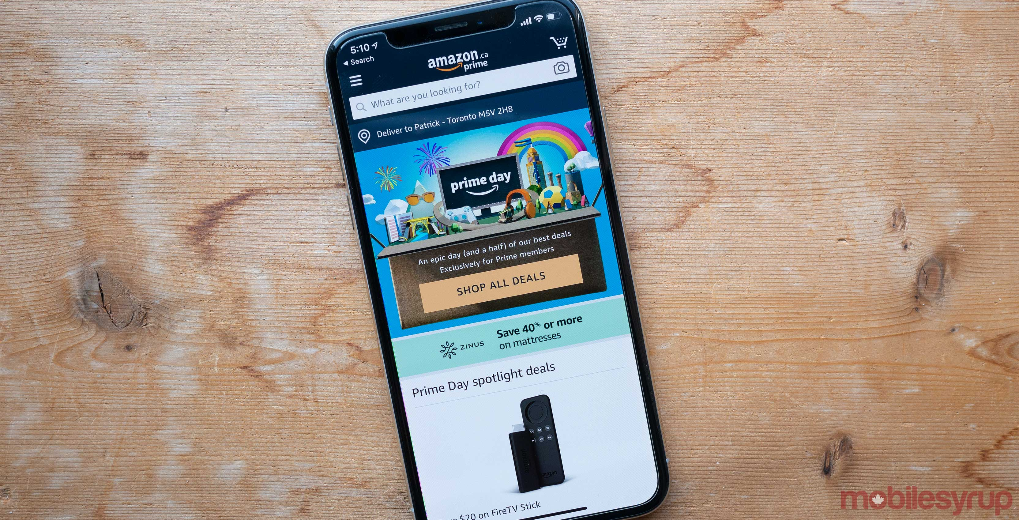Amazon Prime Day is happening in Canada on July 15th for 48-hours