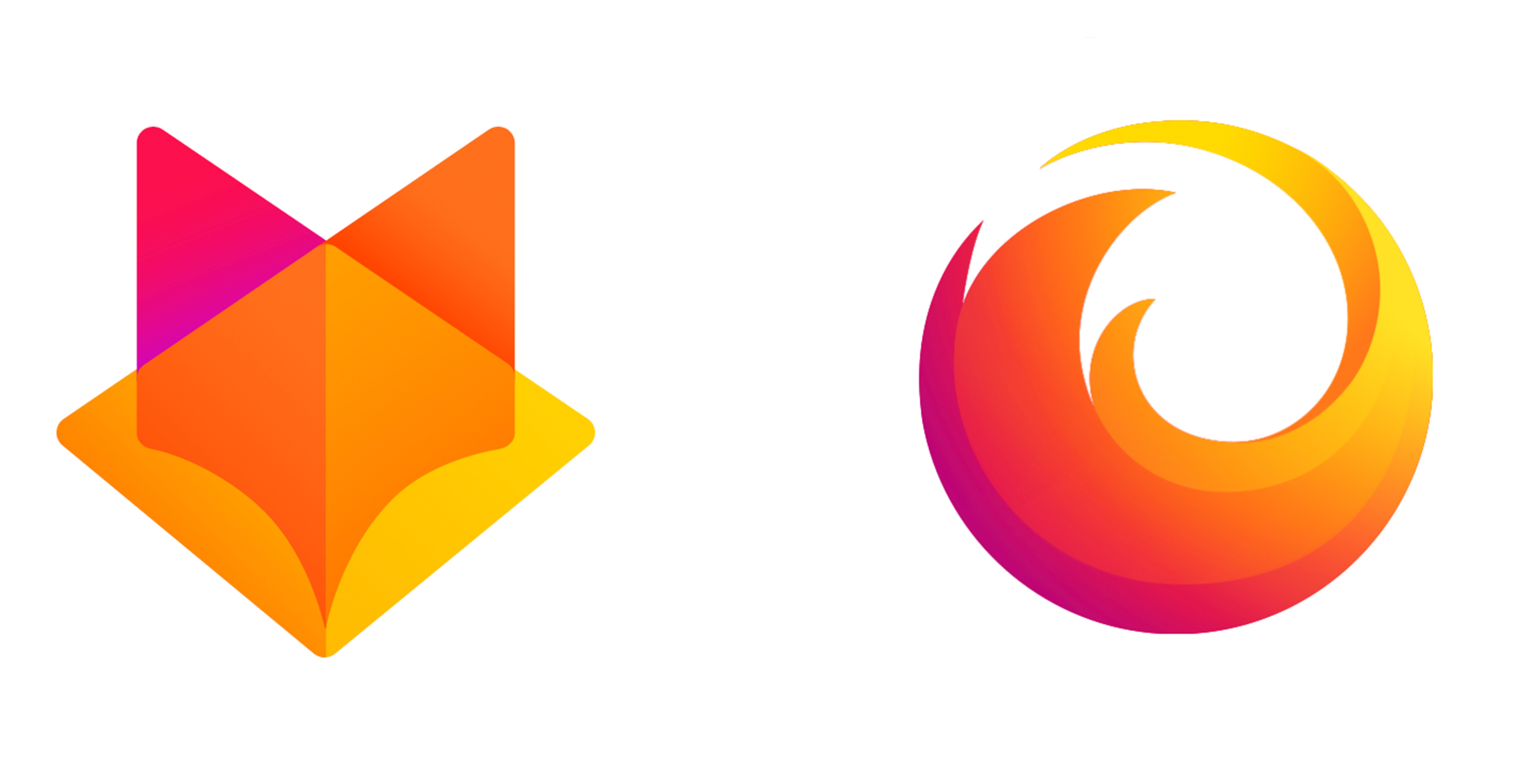 New Firefox icons