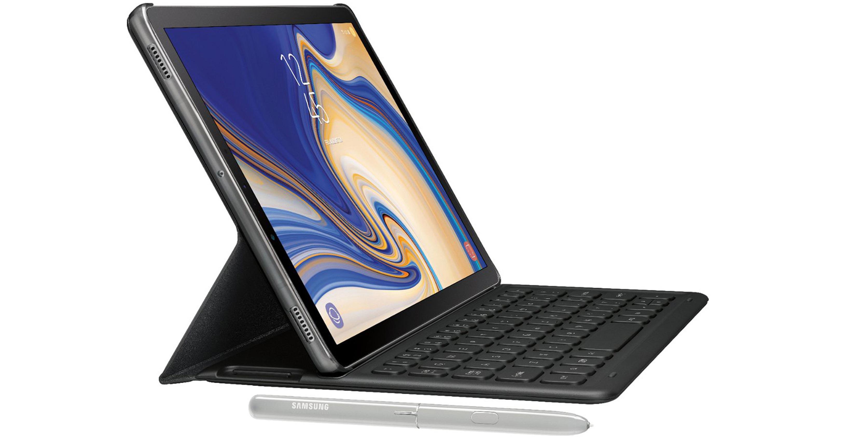 Samsung's upcoming Galaxy Tab S4