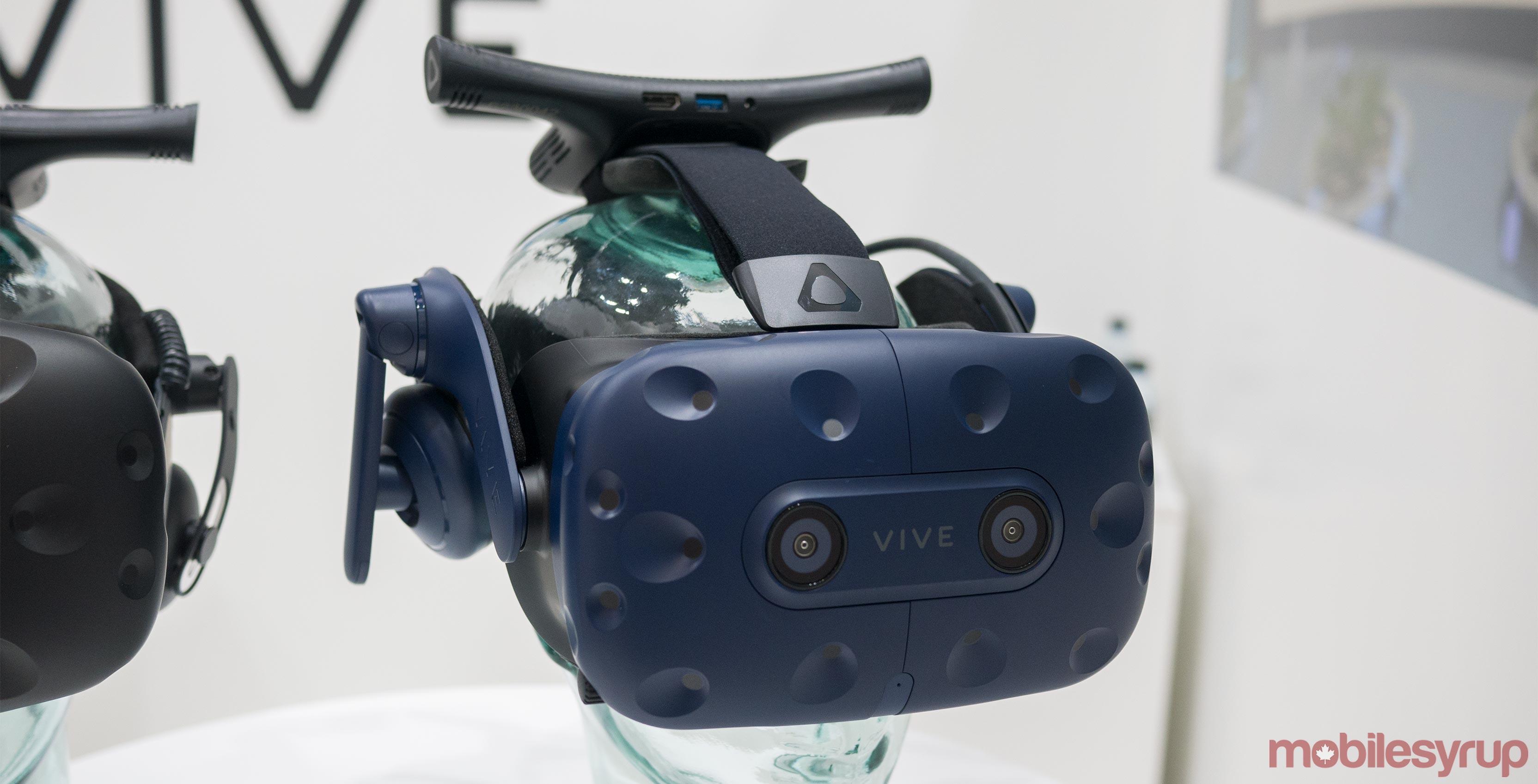 HTC Vive Pro front