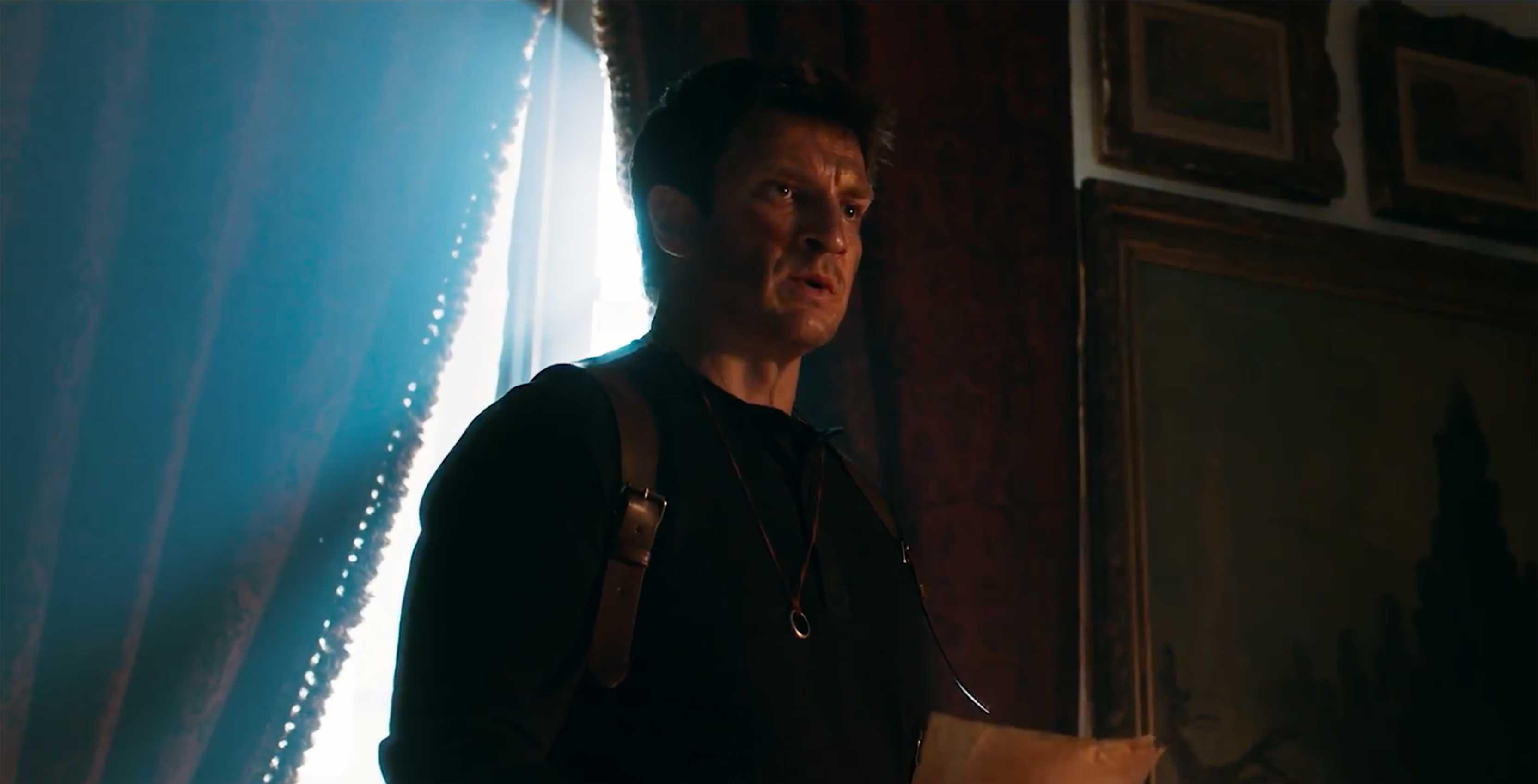Nathan Fillion as Nathan Drake