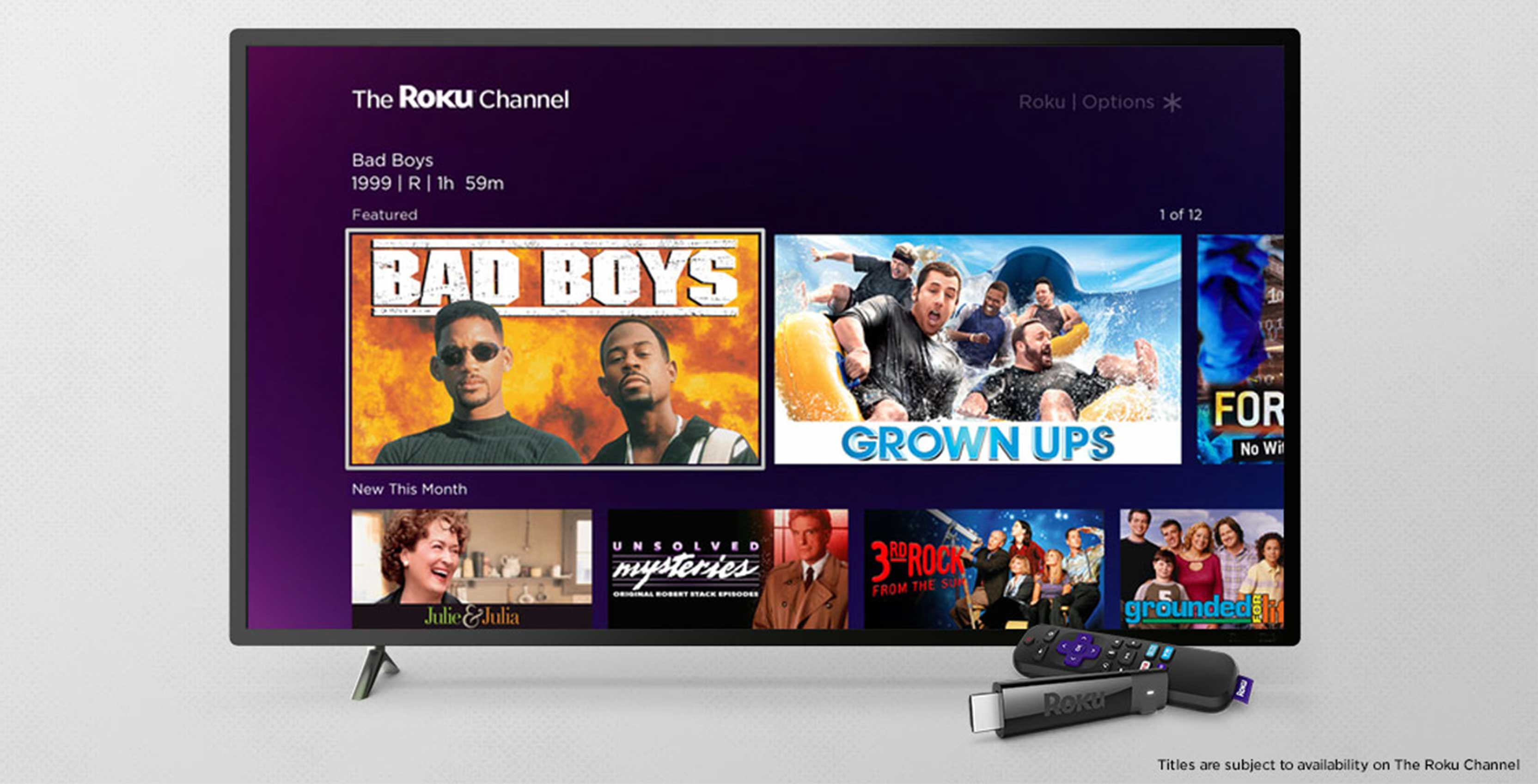 Roku's free content channel is launching in Canada