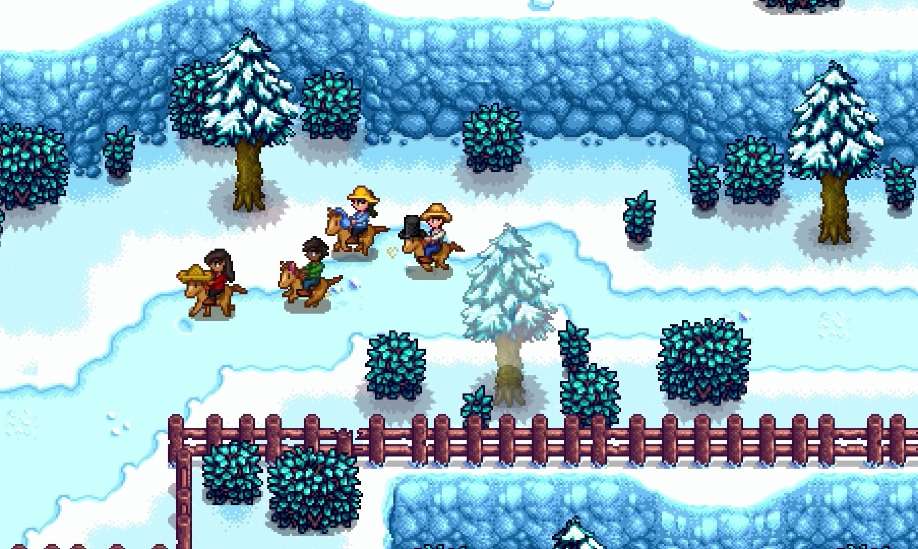 Multiplayer is coming to 'Stardew Valley' on PC, Mac and Linux