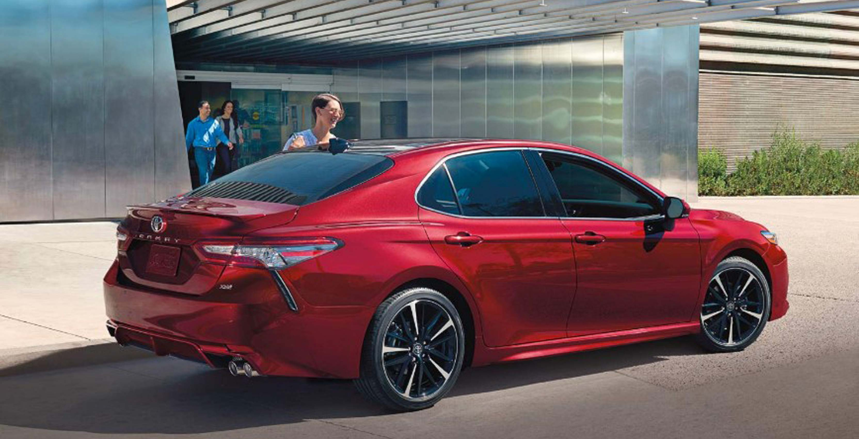 Camry 2018 Launch Malaysia >> 2019 TOYOTA CAMRY Review YouTube