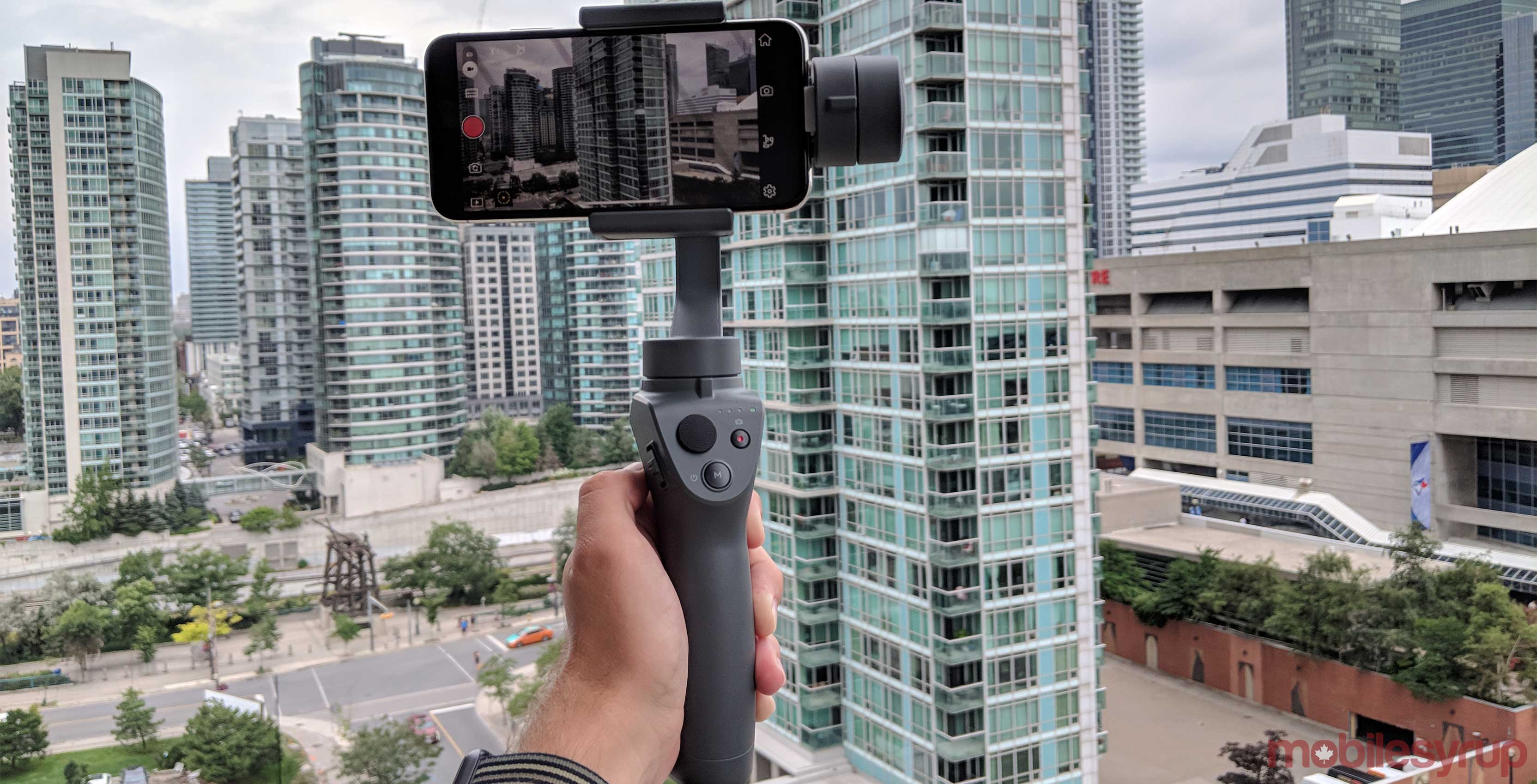 DJI Osmo Mobile 2 Review: Compelling handheld stabilizer ready for