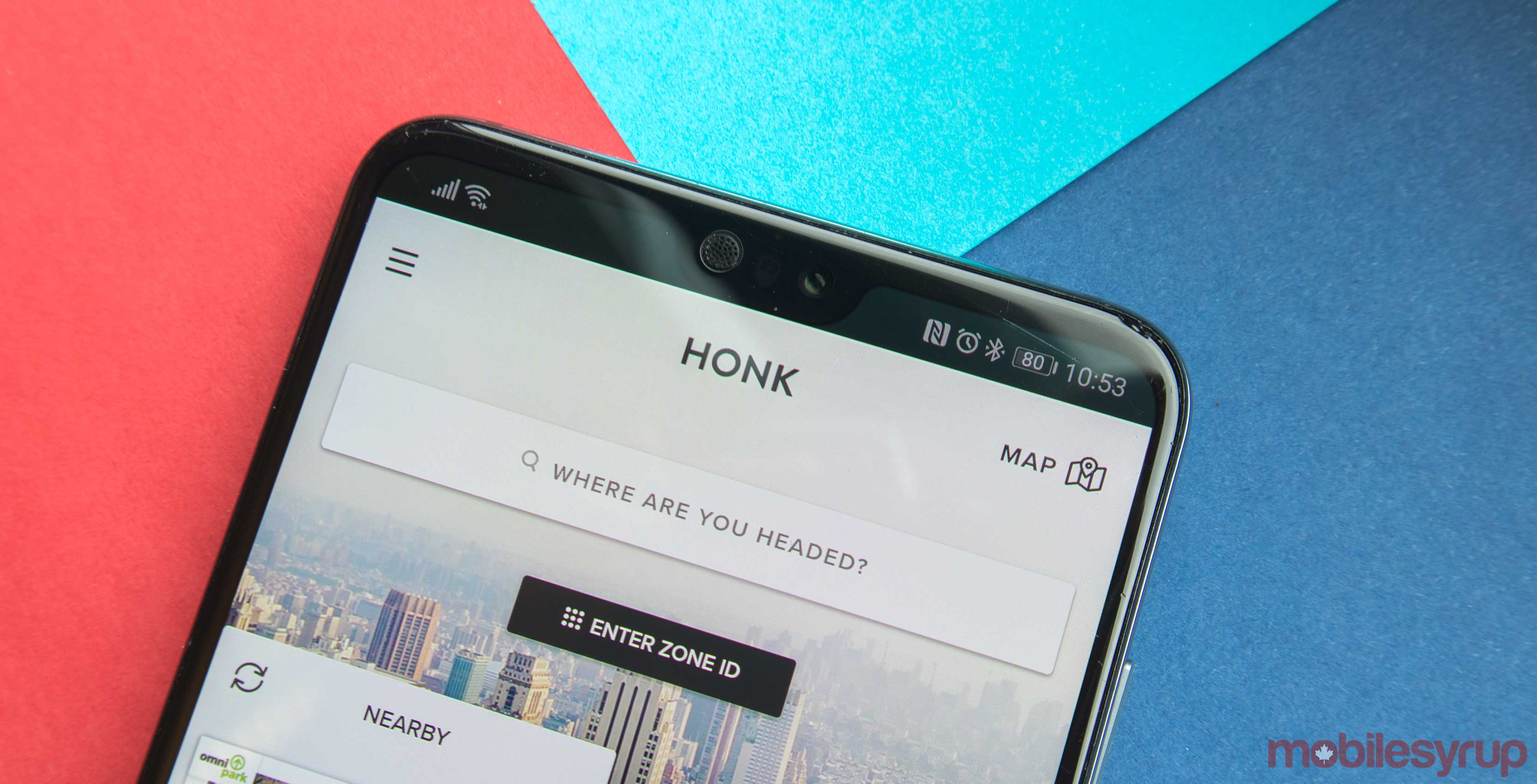 Canadian parking app HonkMobile is expanding to airports