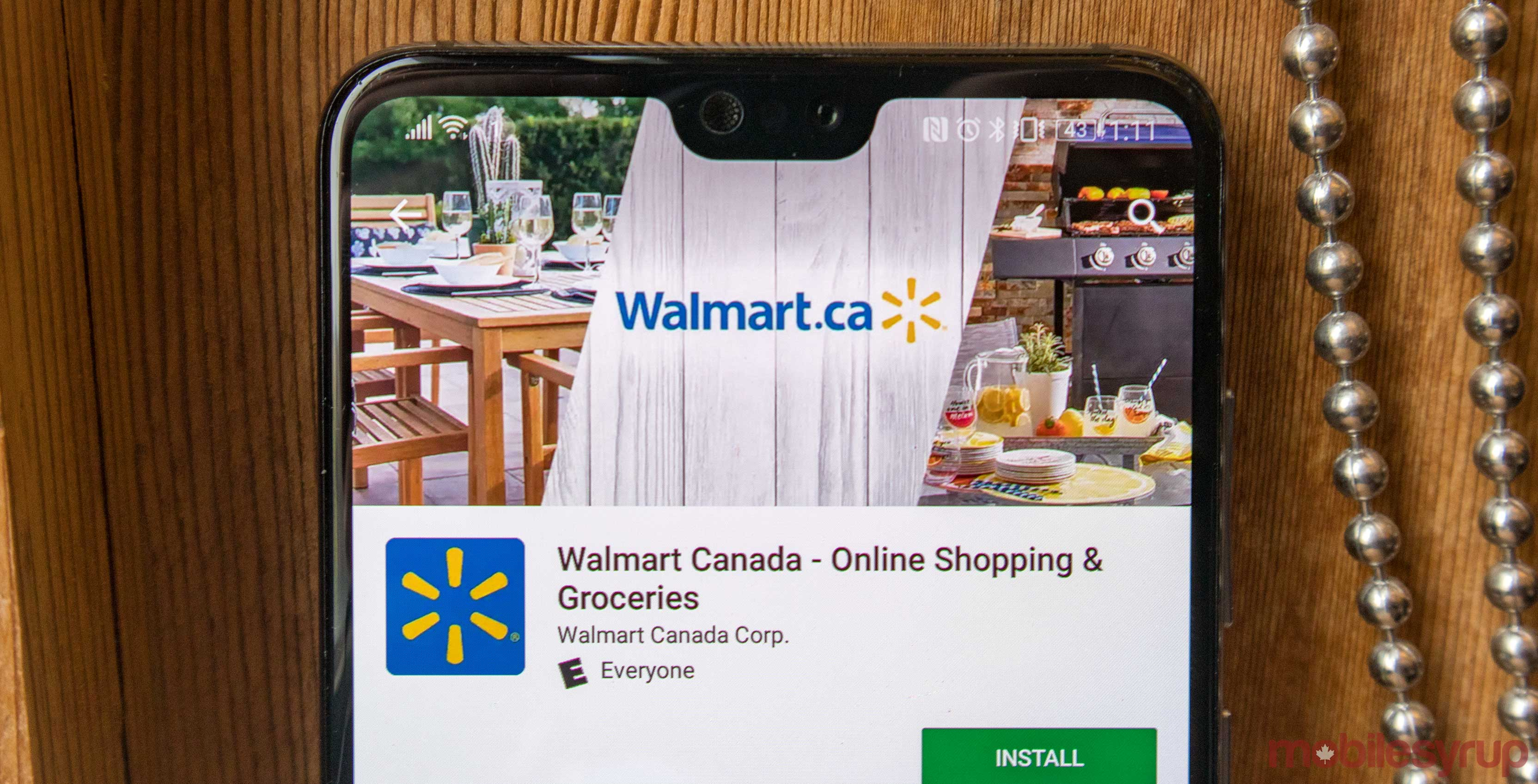 de9b32589c Walmart Canada is expanding its online grocery ordering service to Manitoba  on August 14th.