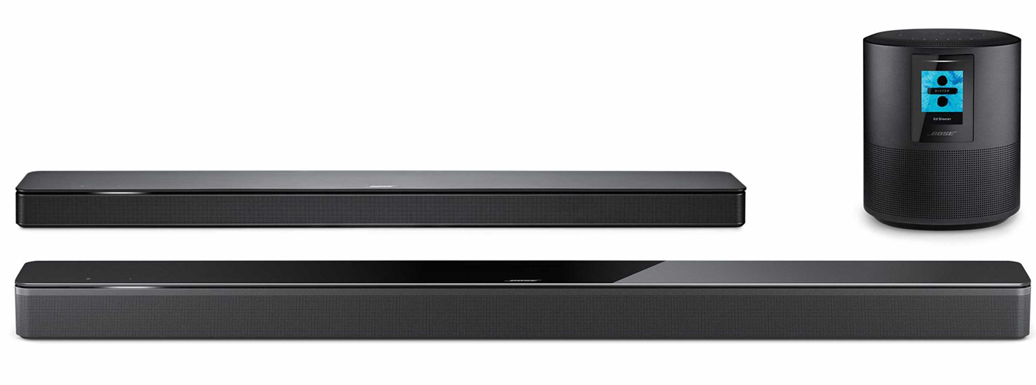 Bose shows off upcoming smart speaker and two soundbars