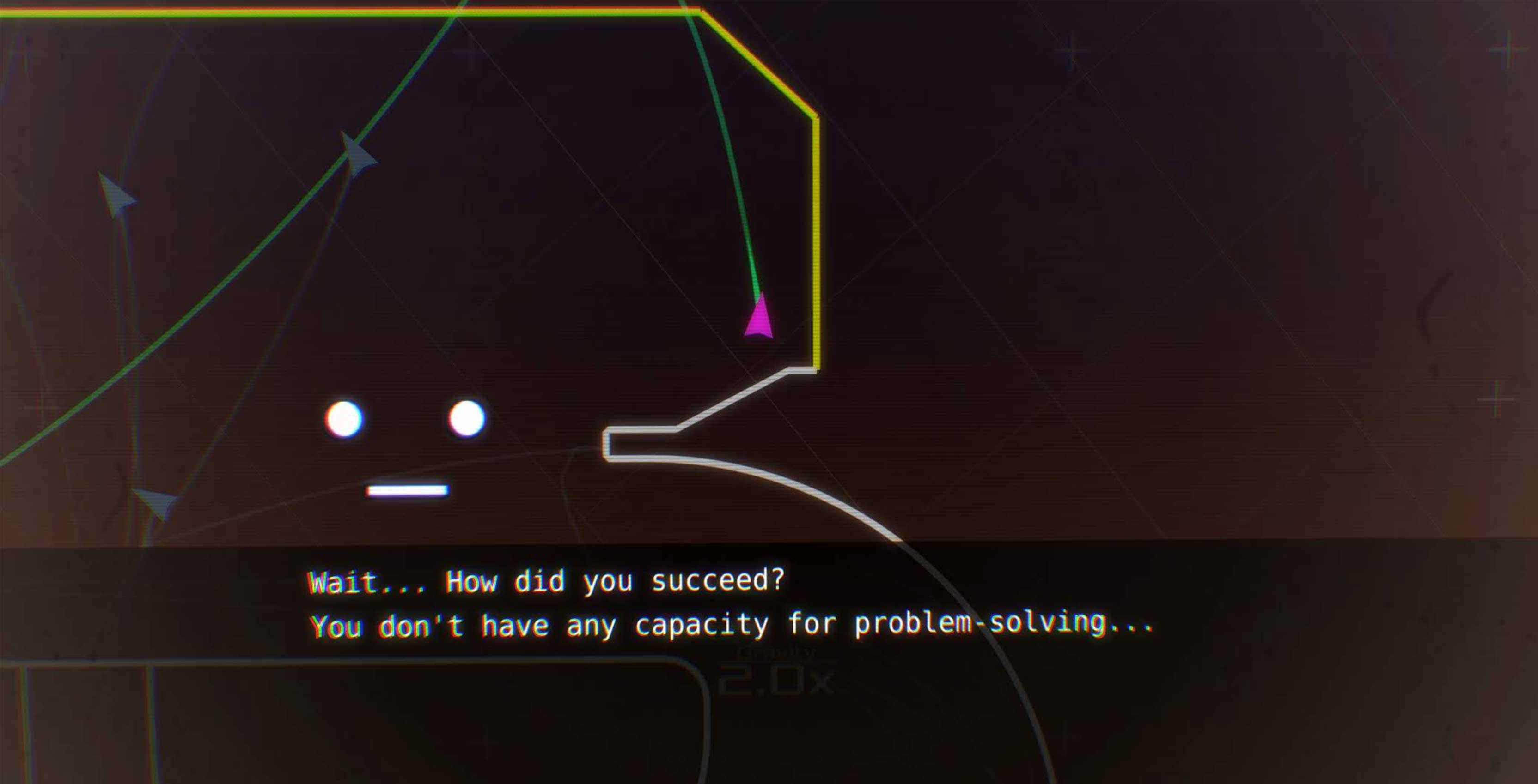 Data Wing is a deceiving arcade game with a ton of heart [Game of