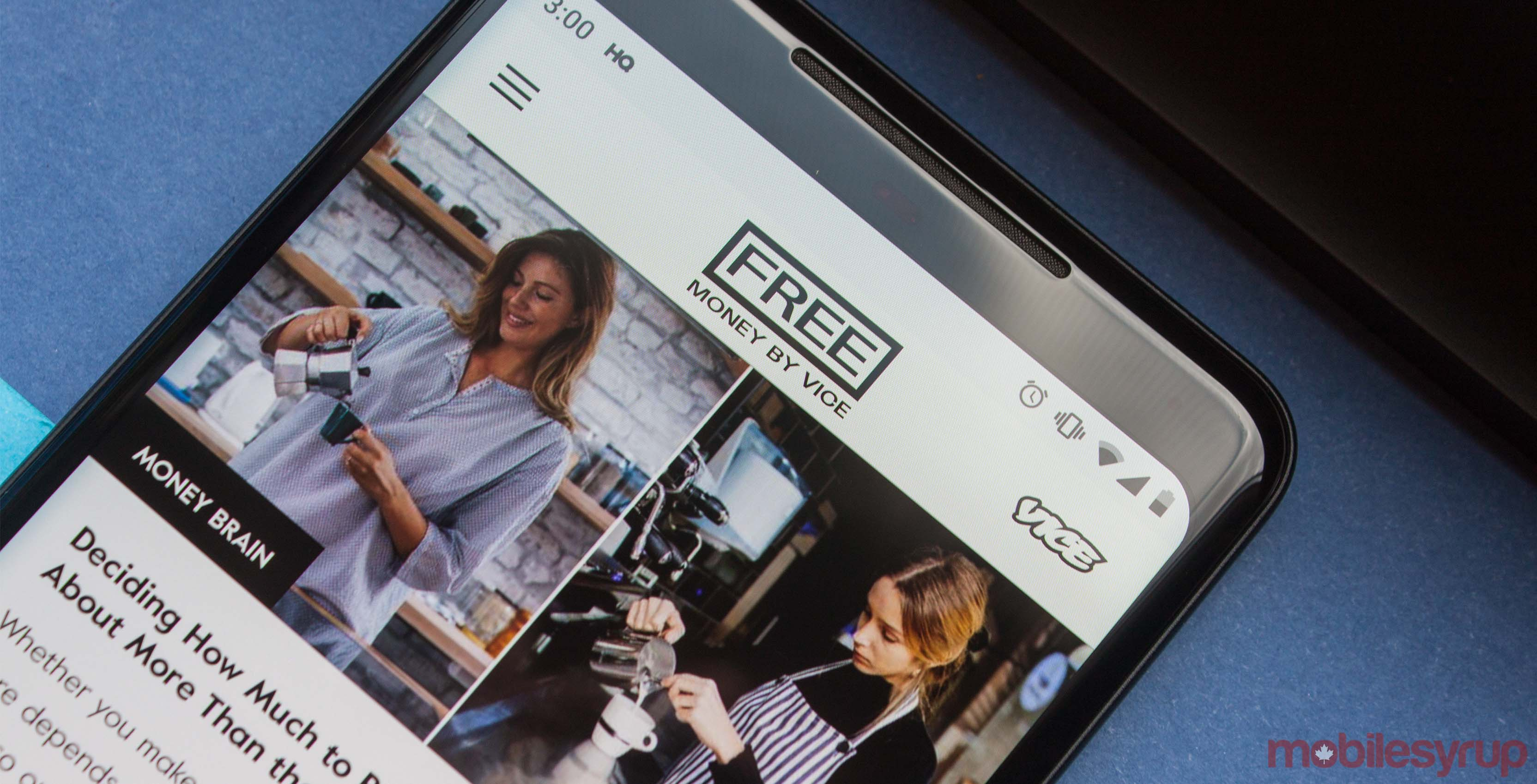 Vice And Stack Partner To Deliver Financial Media Content Cash Pb 20000 Free Money By Website