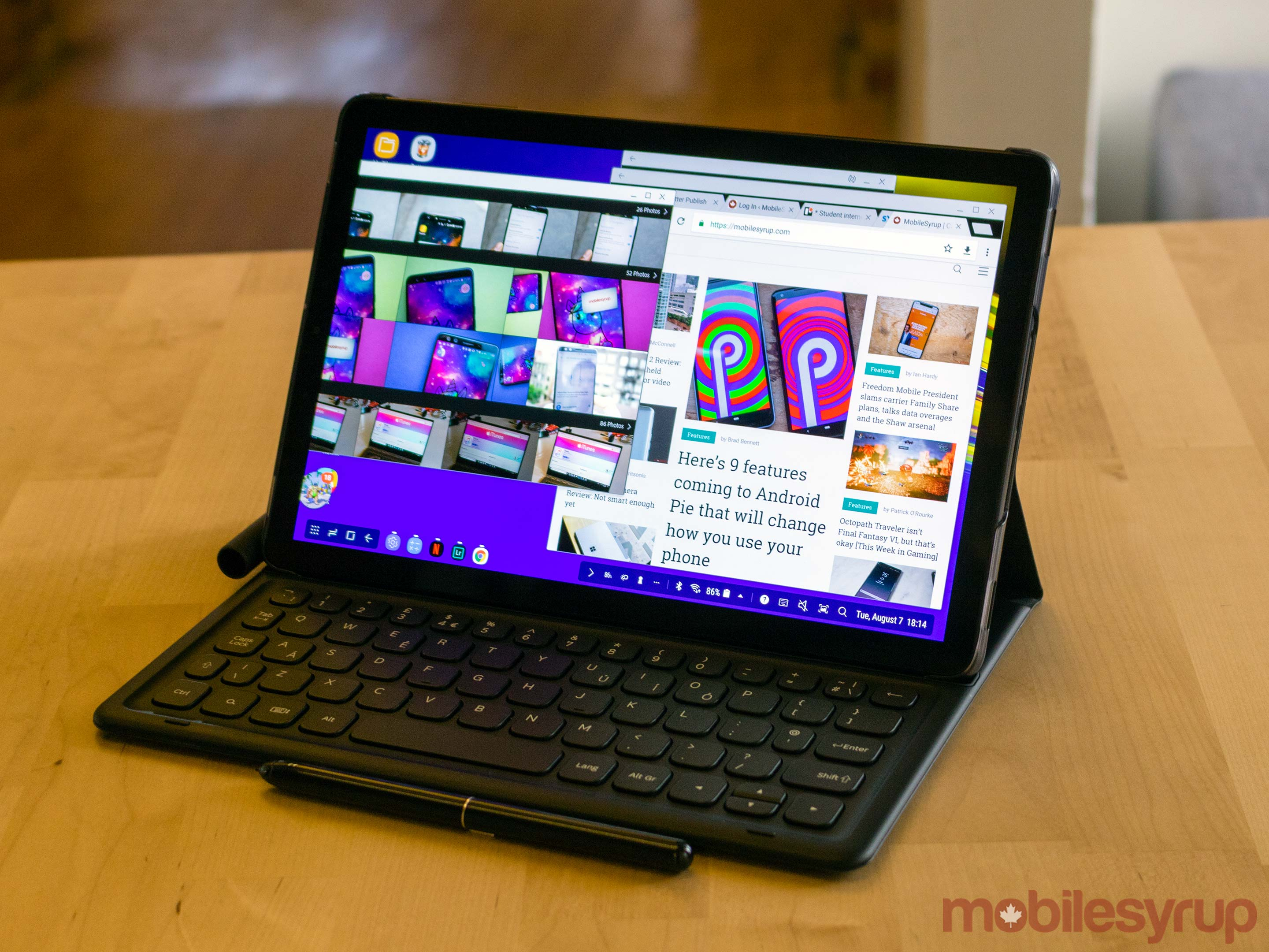 Samsung Galaxy Tab S4 Review: Productivity at its near-best
