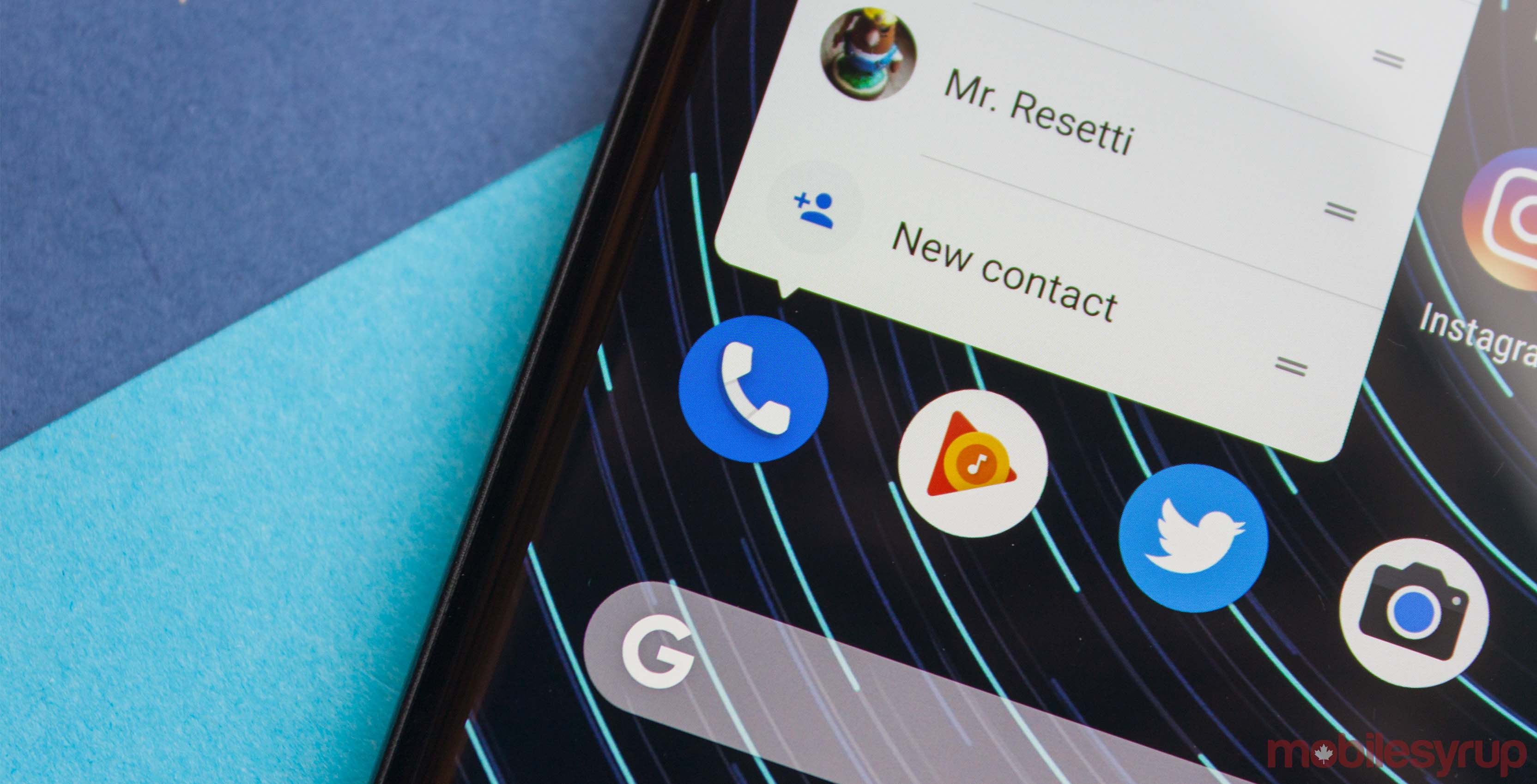 You can get dark mode now with this modded Google Phone APK