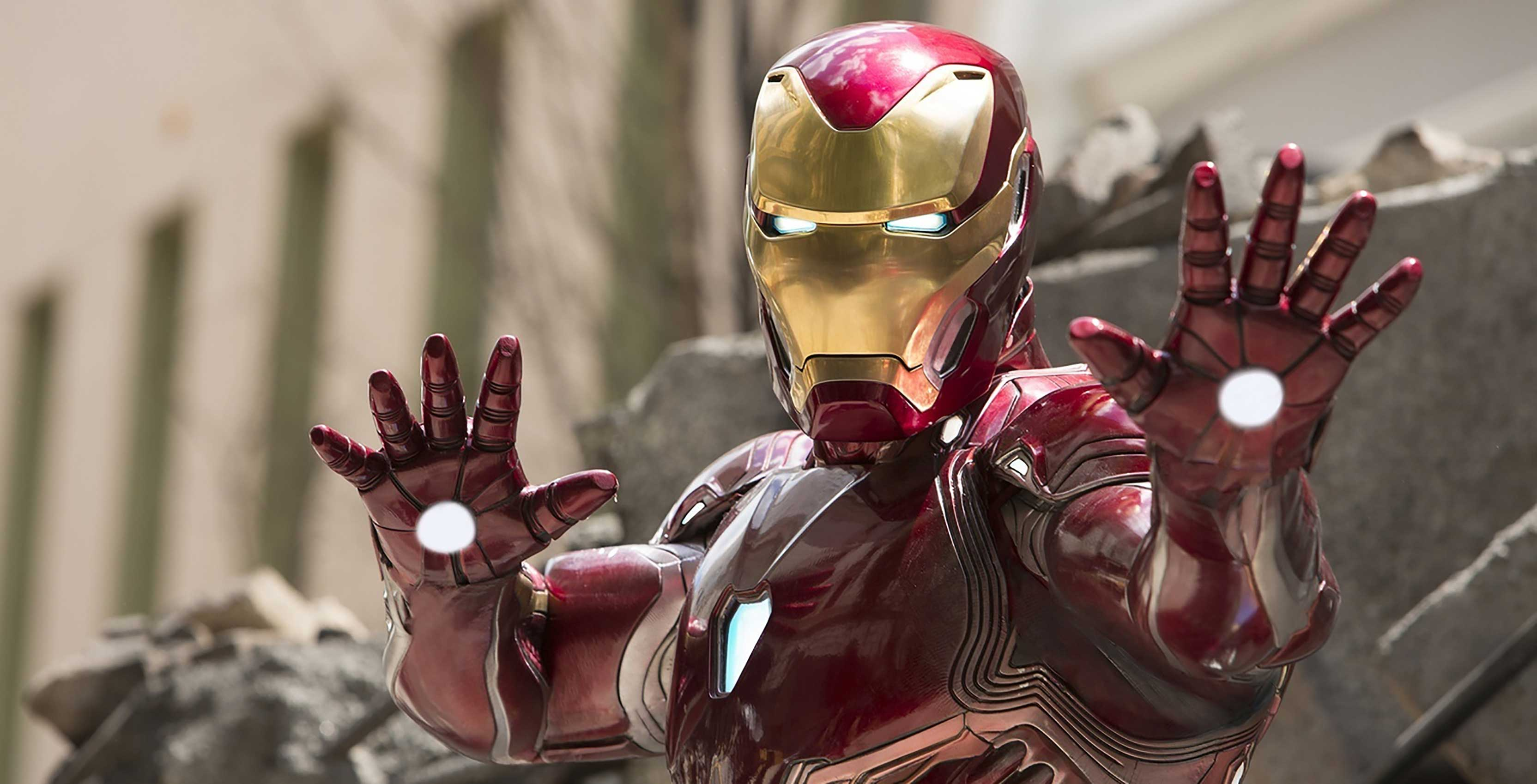 Become an Avenger with this real life Iron Man suit [Sticky or Not]