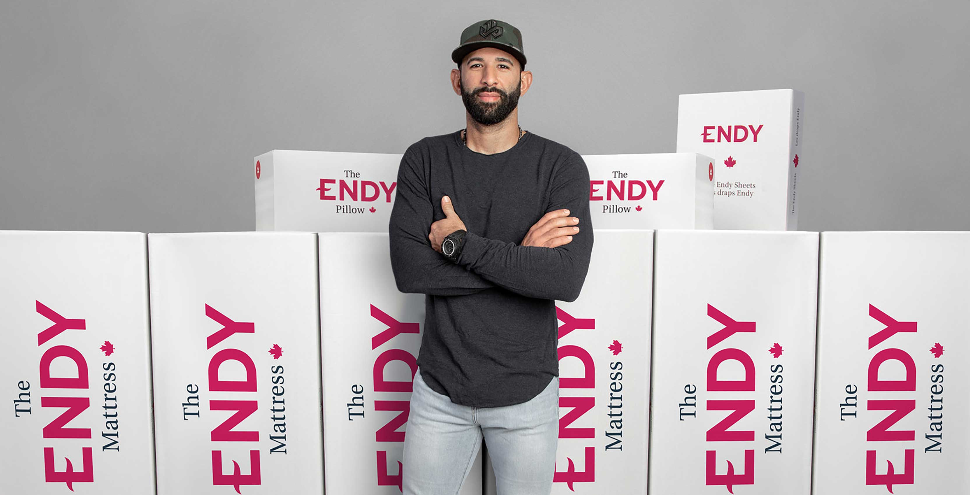 José Bautista Endy mattress