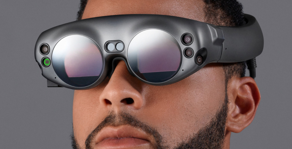 Place music around your home with Spotify on Magic Leap One