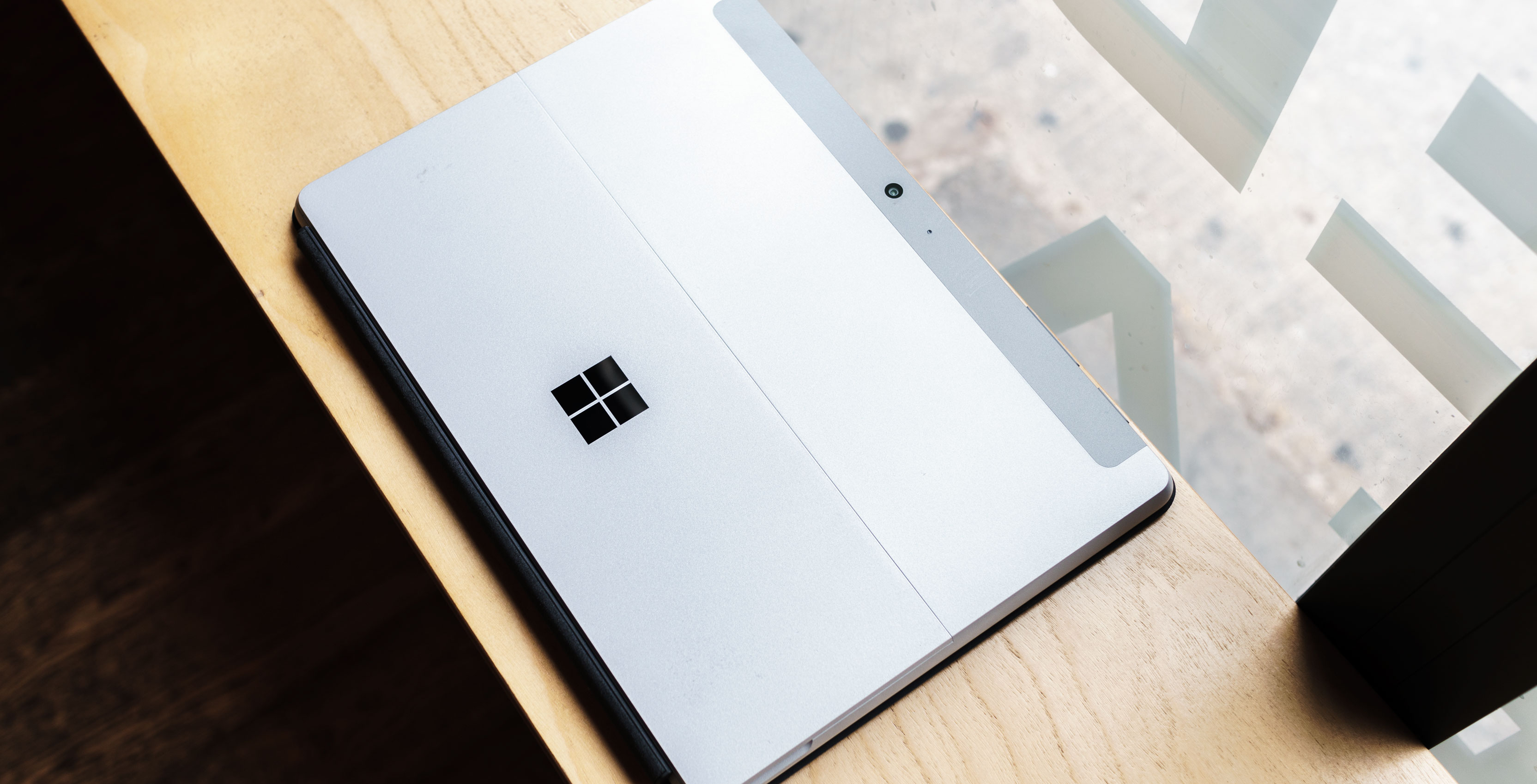 Microsoft's diminutive new Surface Go 2-in-1