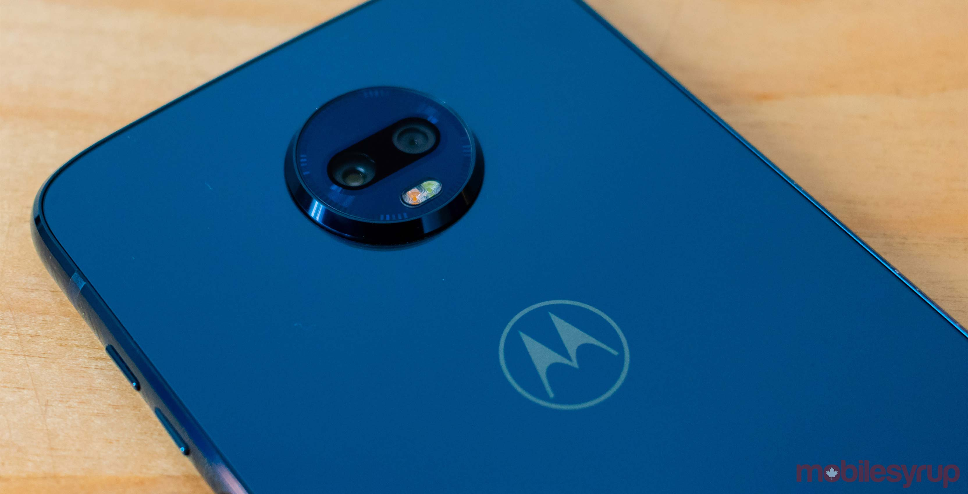 Motorola Moto E6 Plus has leaked, one month after E6 was revealed