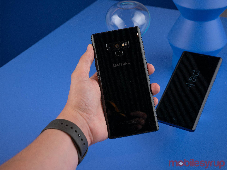 Samsung Galaxy Note 9 Hands-on: Subtle improvements