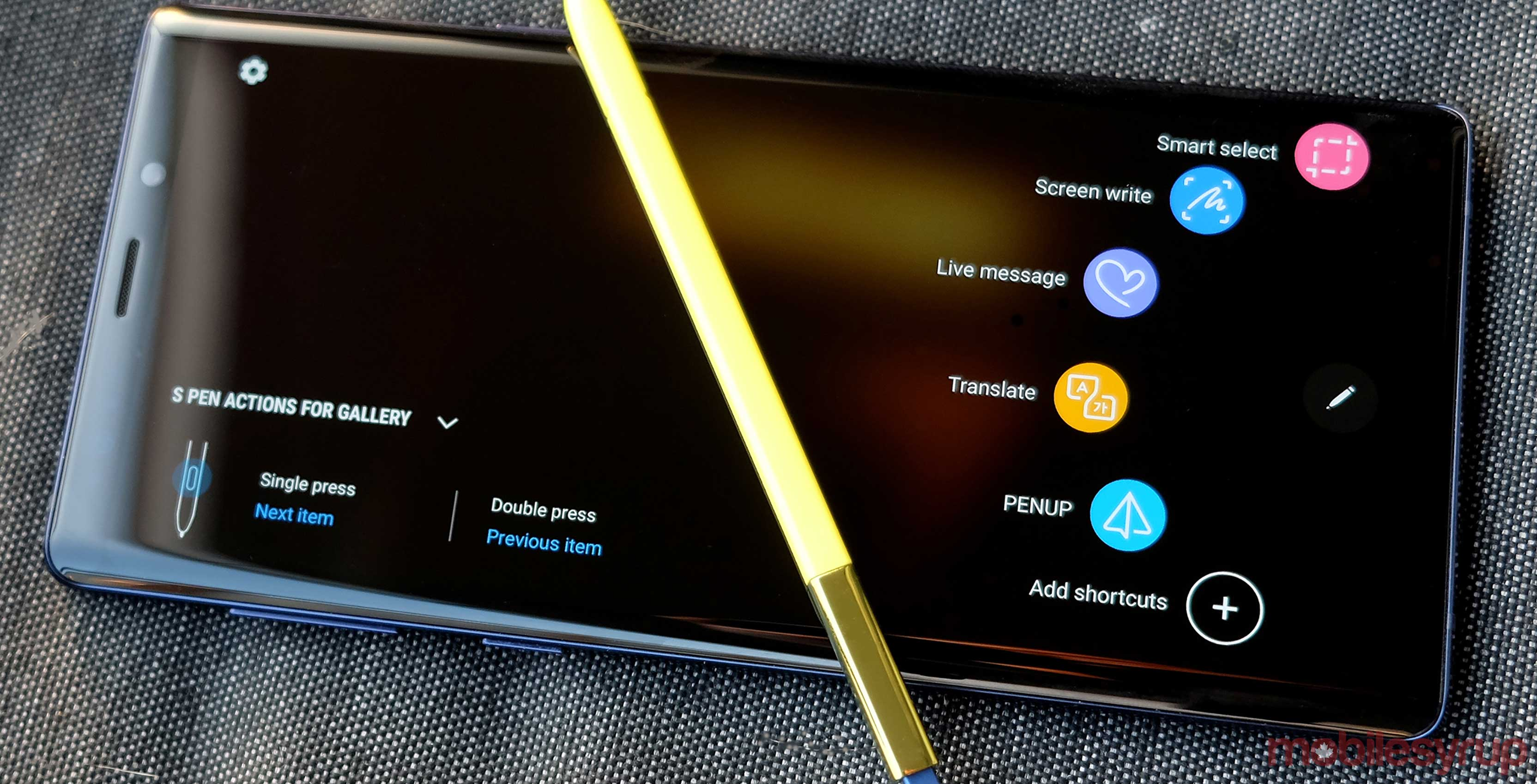 Samsung Galaxy Note 9 Camera Review The Pen Sticks Out