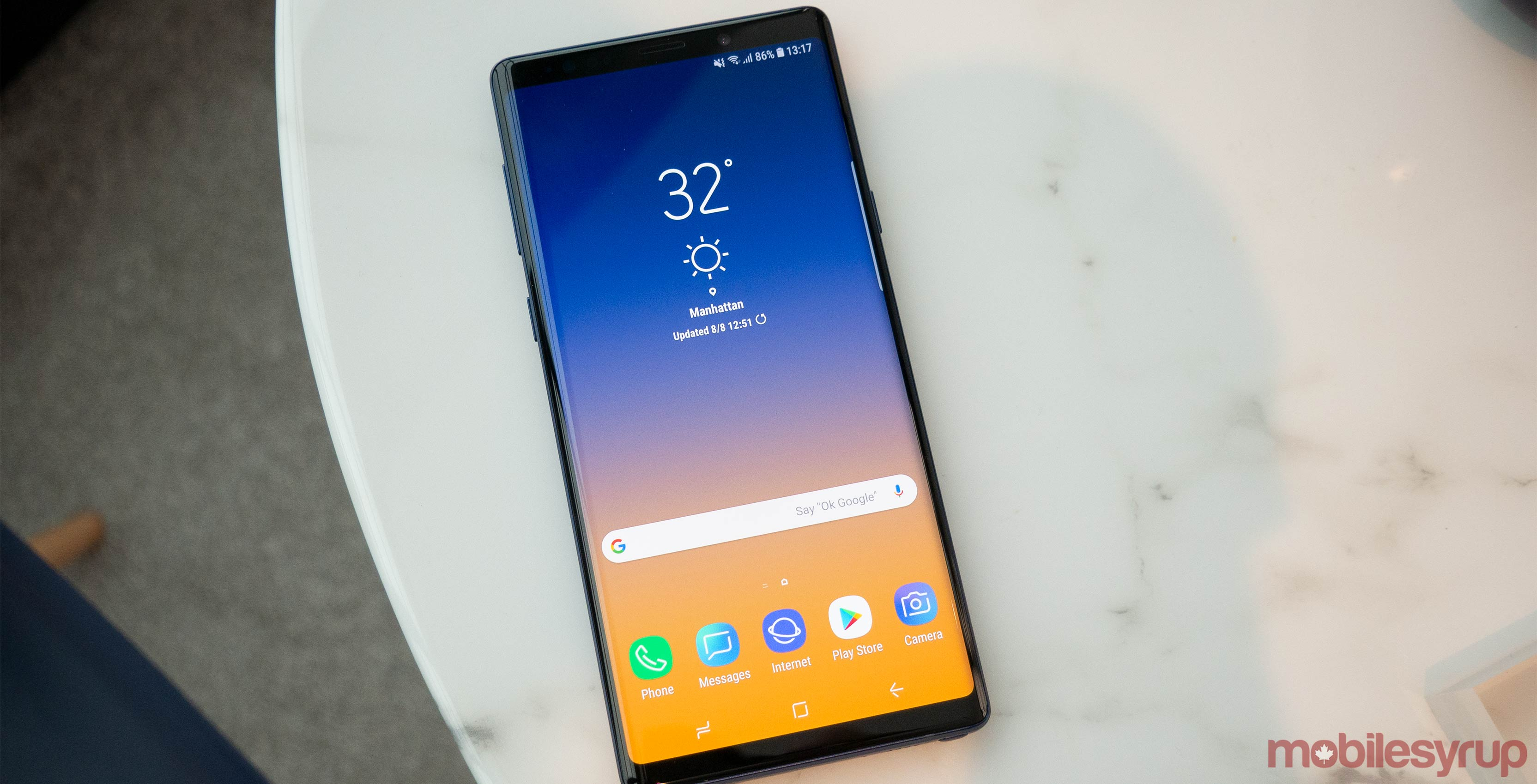 Galaxy S10 to have minimal bezels, special Bright Night camera mode