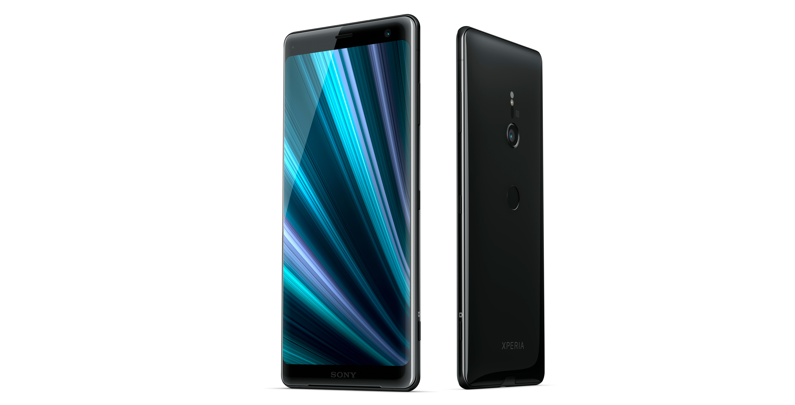 Xperia XZ3 features the slimmest bezels ever in a Sony