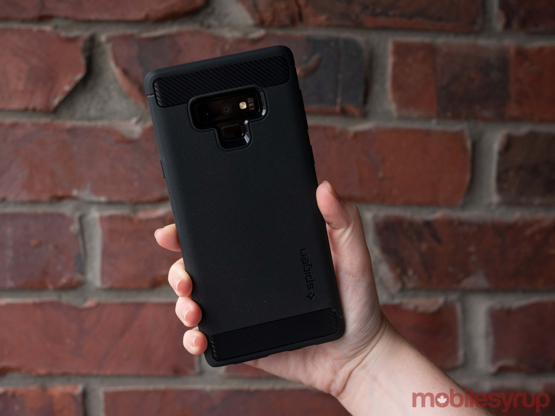 promo code 74098 556dd Spigen reveals lineup of Samsung Galaxy Note 9 cases