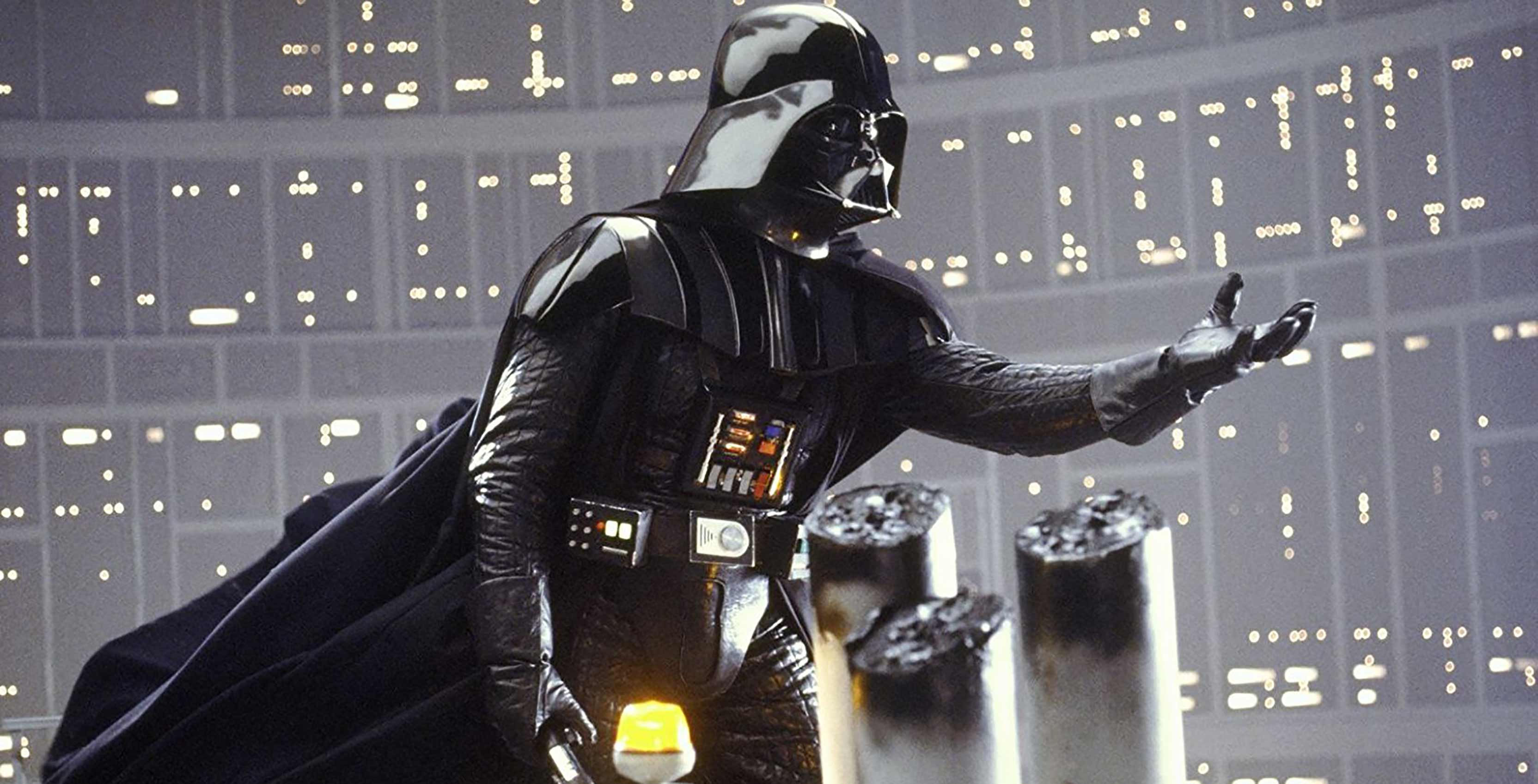 Star Wars Darth Vader Cloud City
