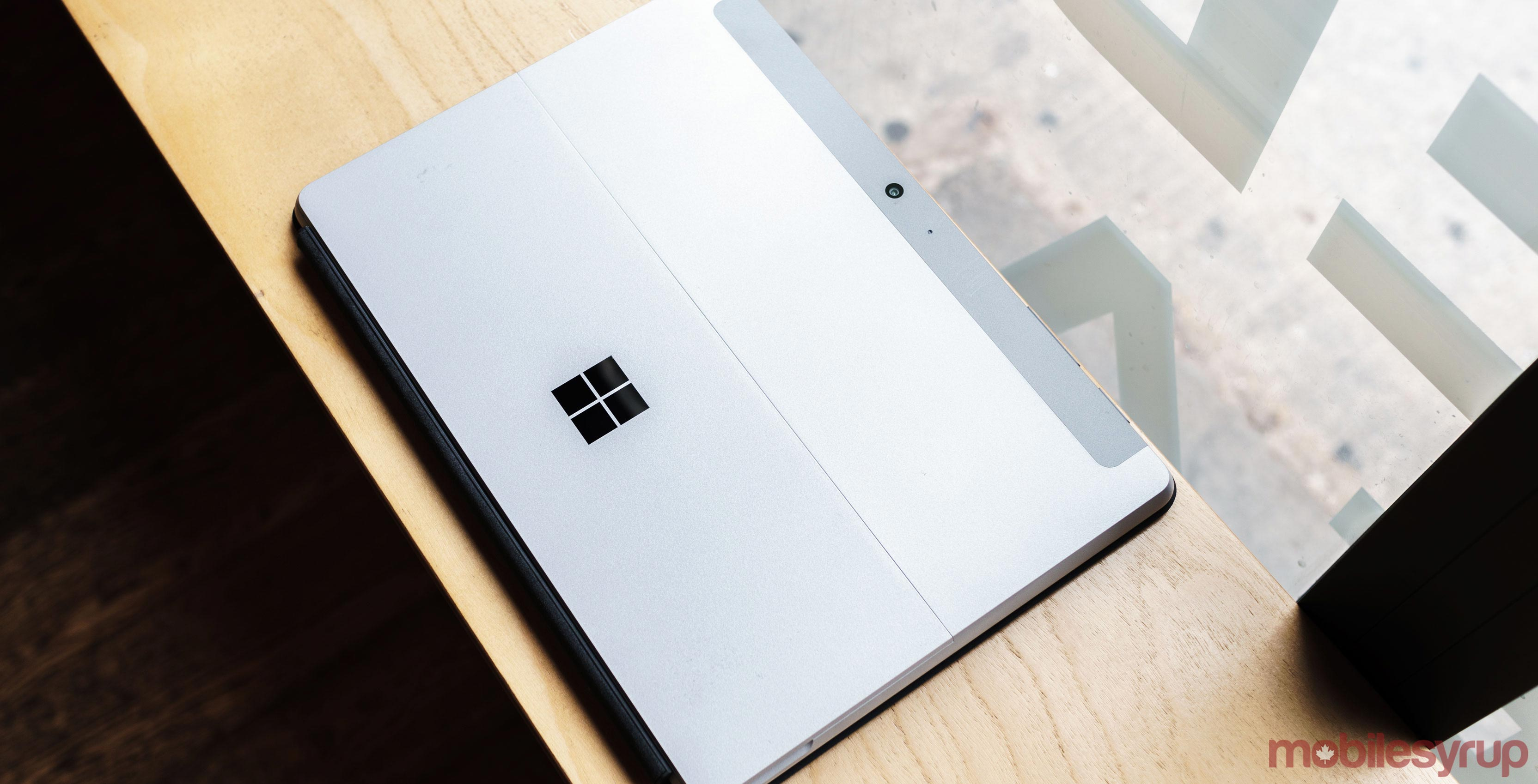 Microsoft makes Surface Go hybrid truly portable with new LTE model