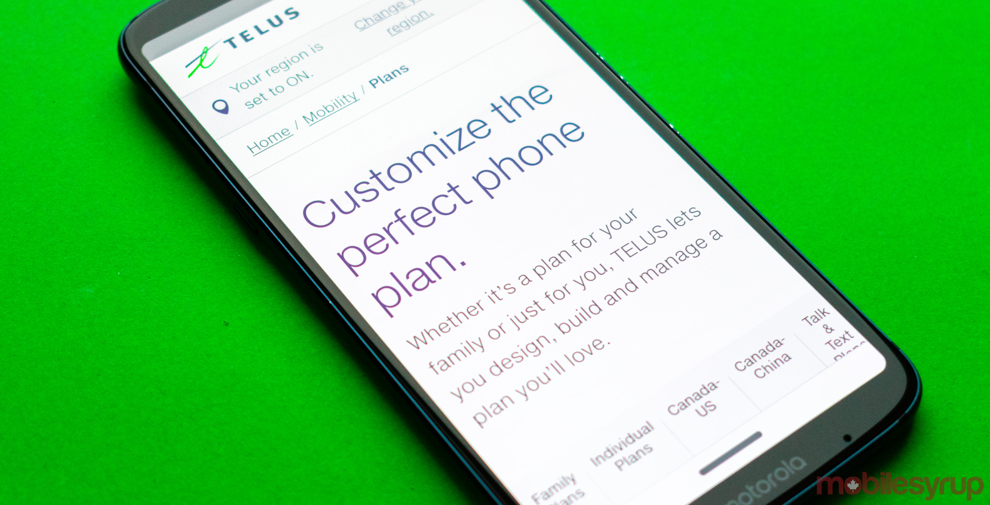 Telus to change wireless rate plan renewal process August